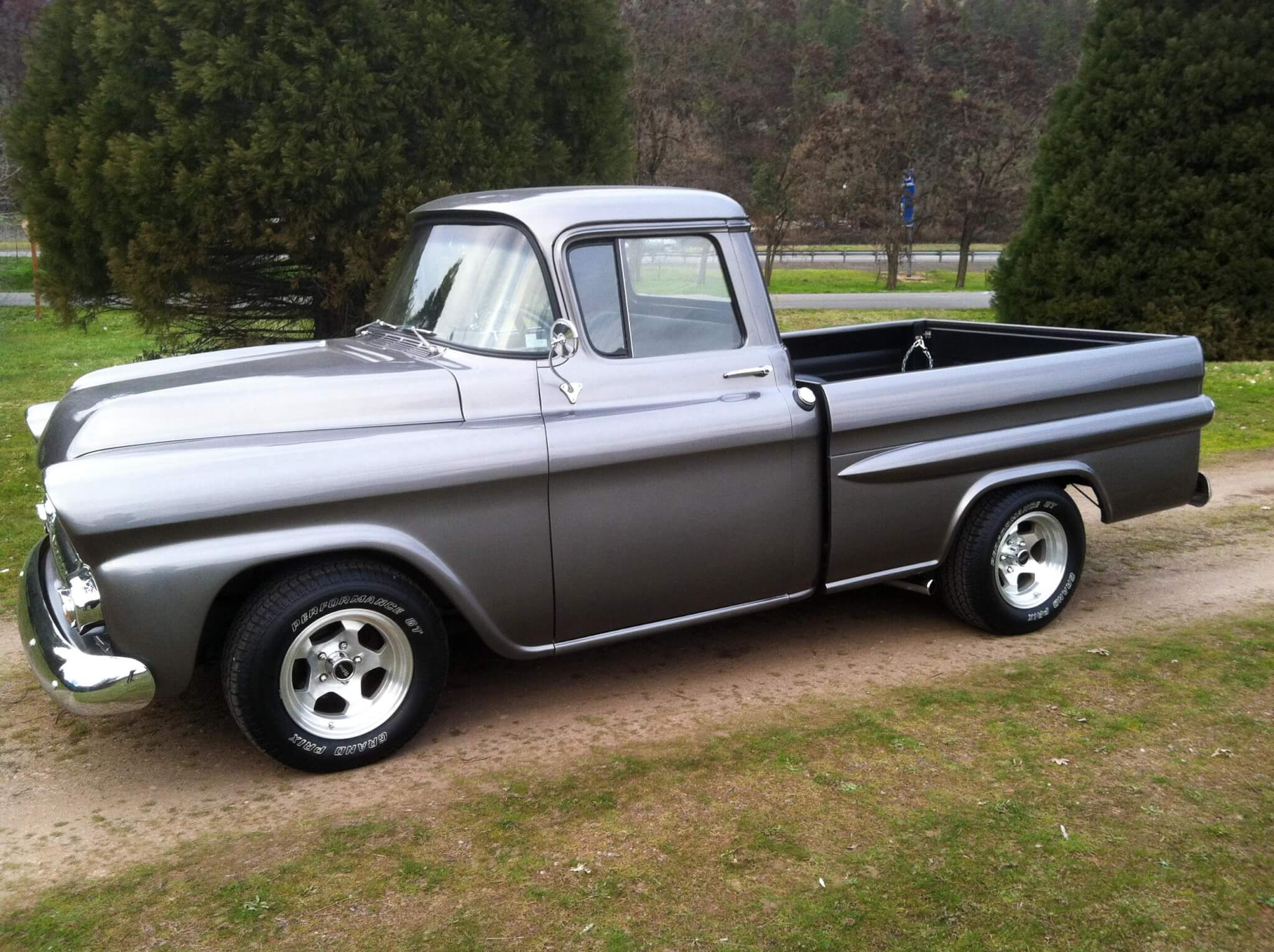1959 Chevy Apache - Tony Wieser - LMC Truck Life