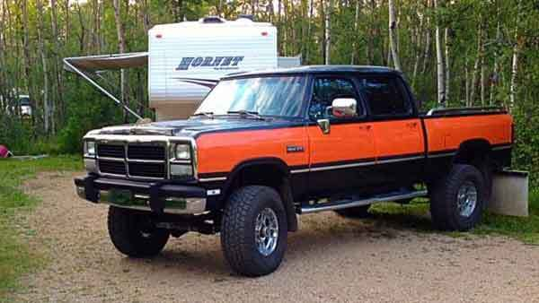 1982 dodge w350 ashley gyman lmc truck life. Black Bedroom Furniture Sets. Home Design Ideas