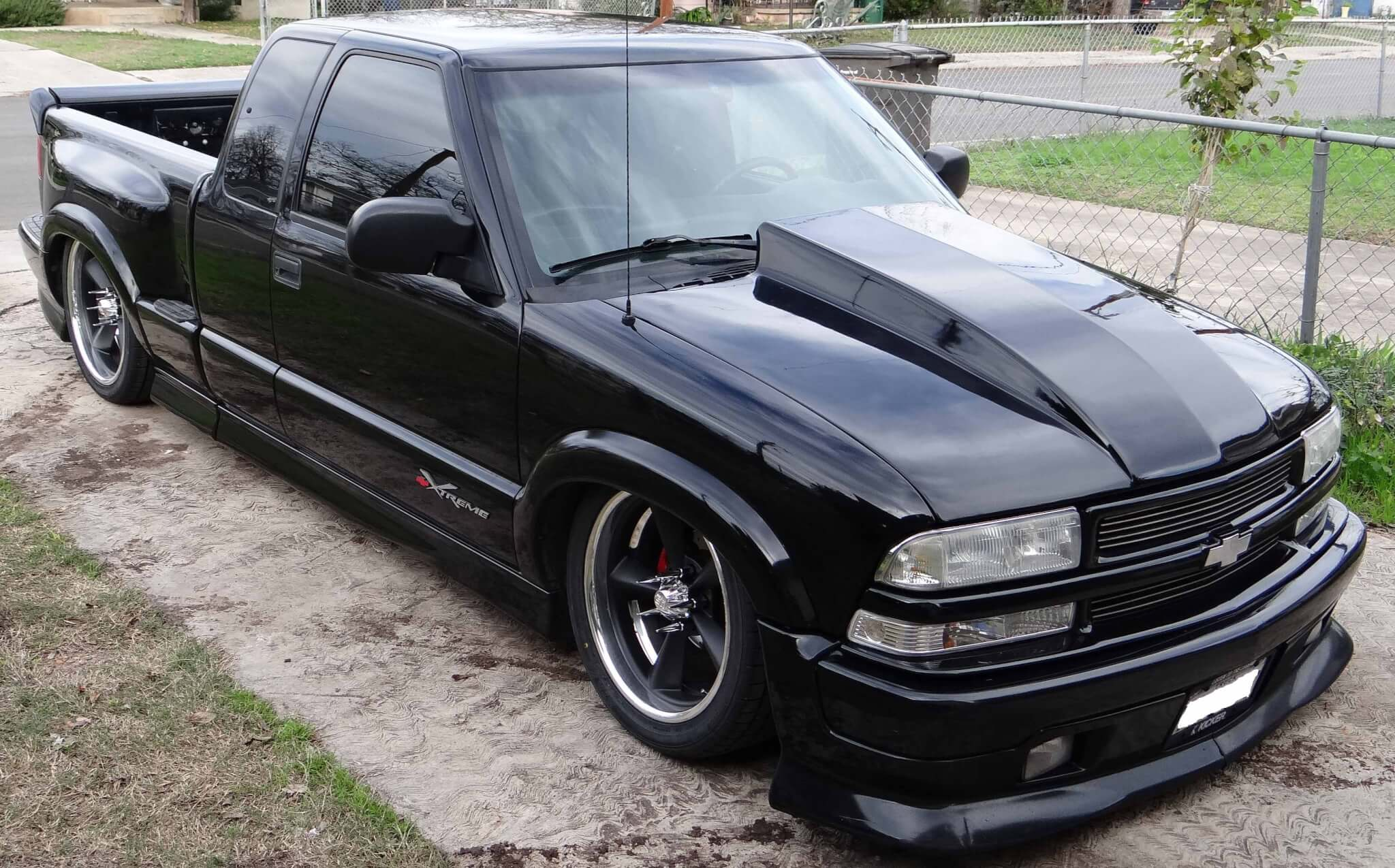 2001 Chevrolet S10 Xtreme - Joe Harrison III - LMC Truck Life