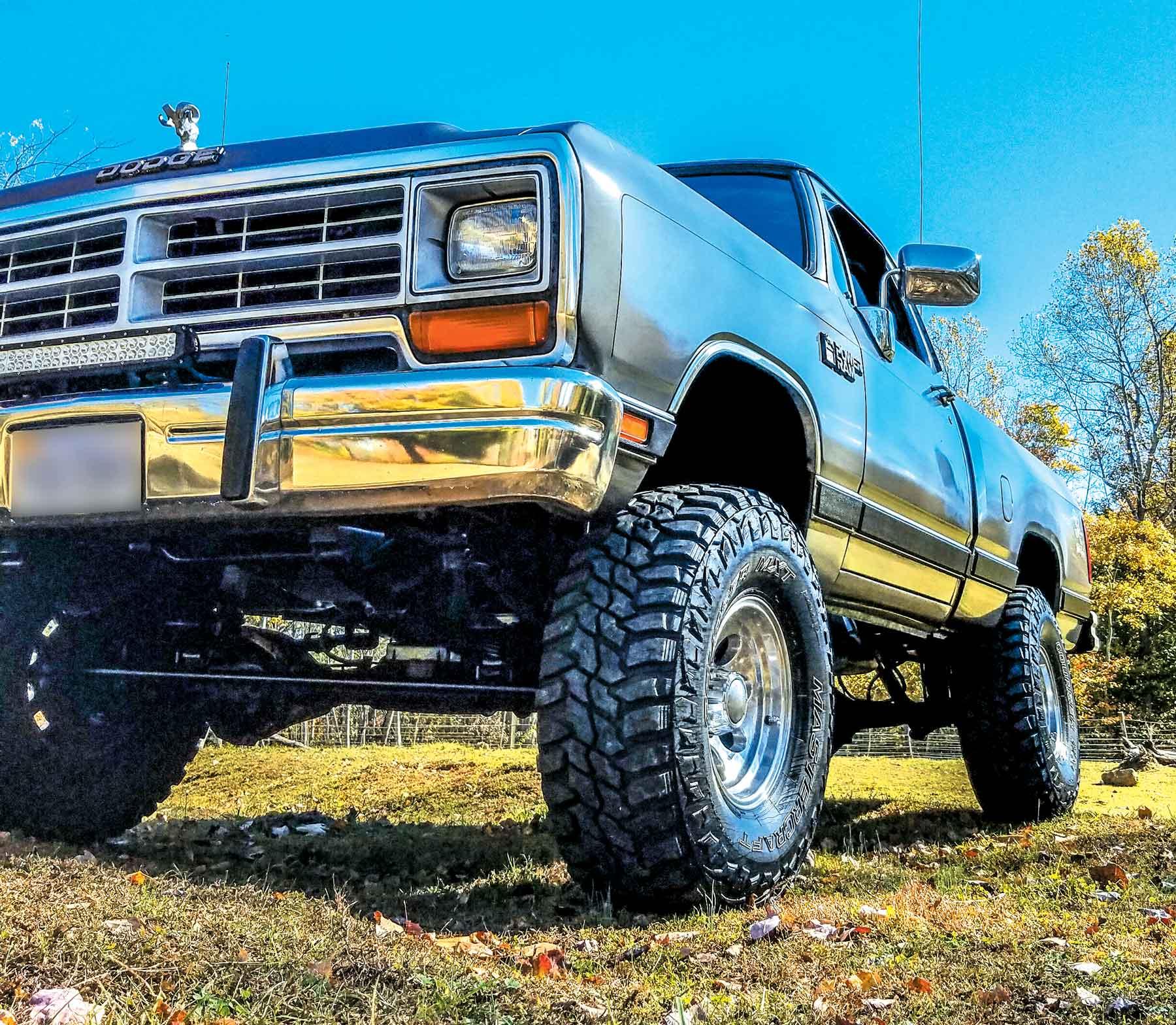 1989 Dodge Power Ram