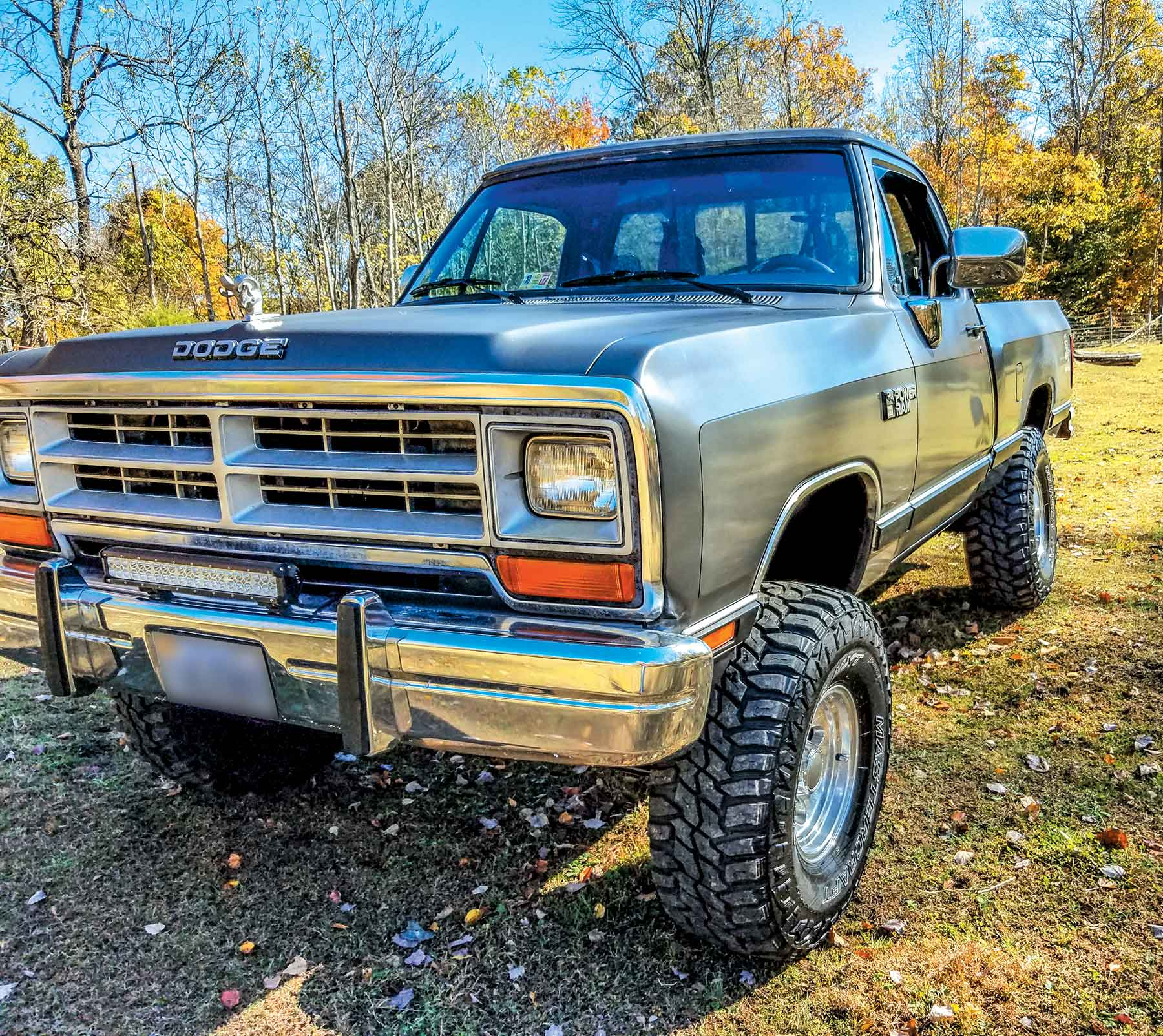 1989 Dodge Power Ram Aj Burks Lmc Truck Life