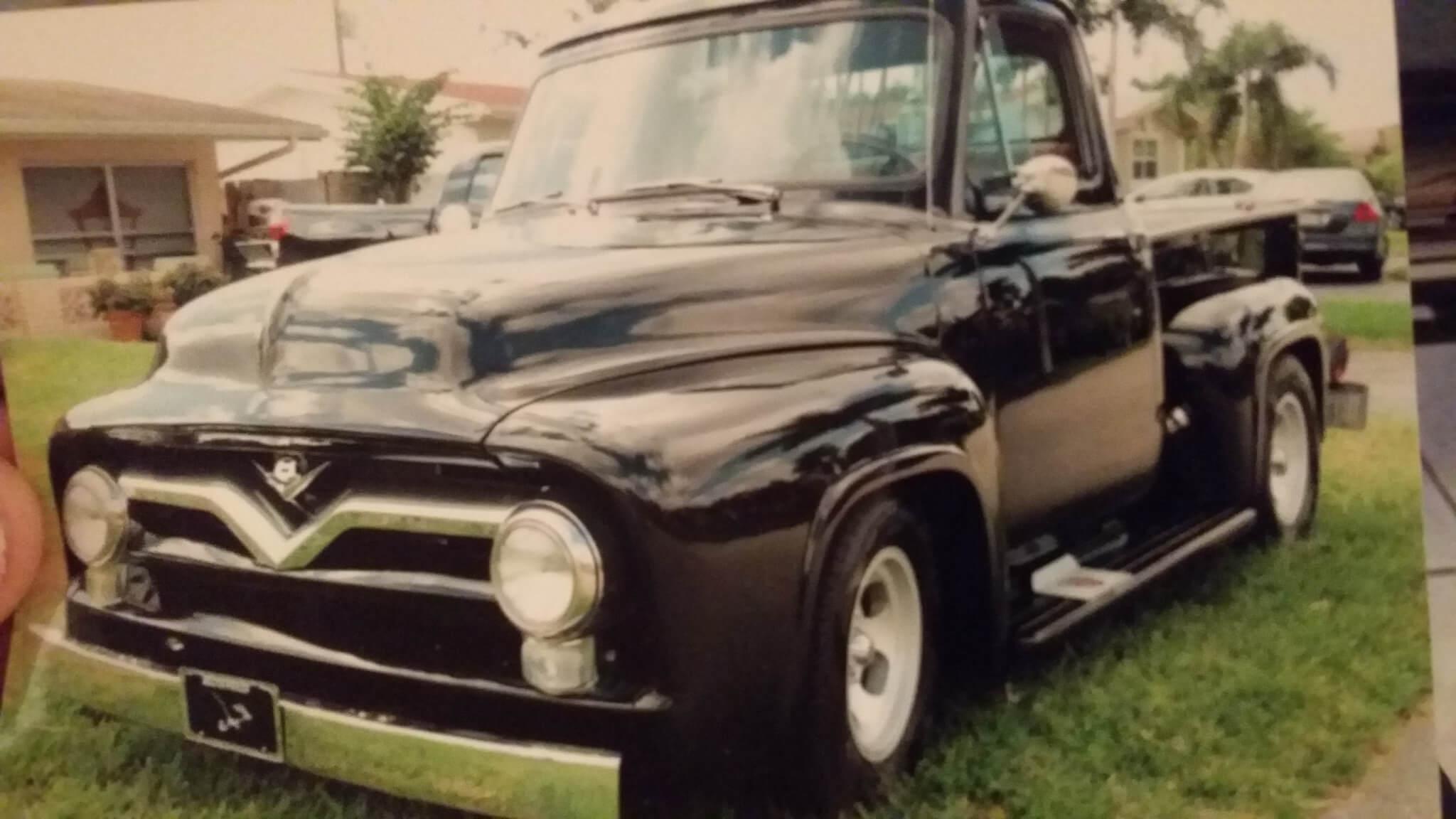 1955 Ford F100 Joe Redfern Lmc Truck Life Interior