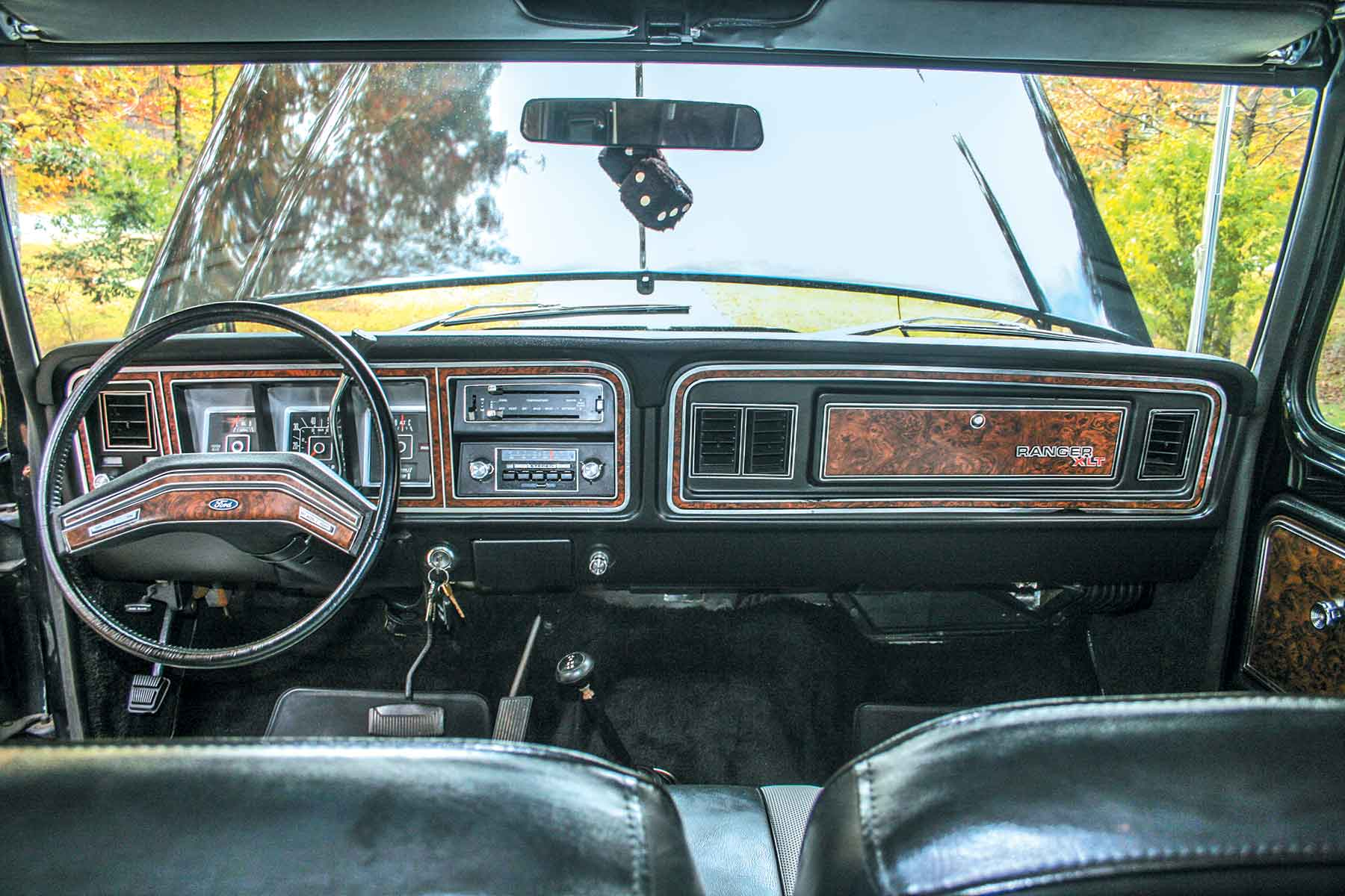 bronco 1978 ford truck interior lmc brooks david story reserved rights copyright