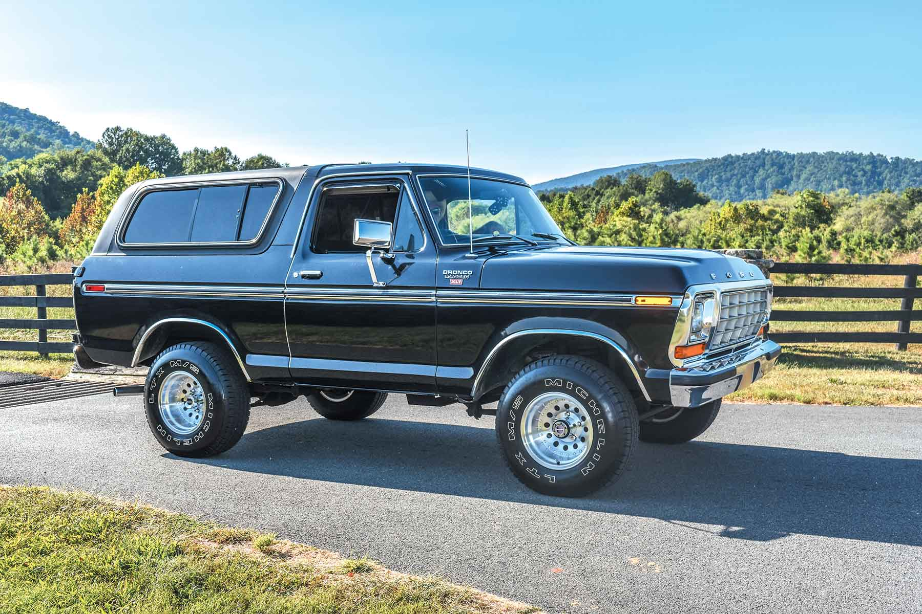 1978 ford bronco david brooks lmc truck life