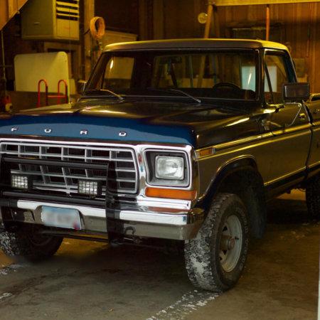 1978 Ford F 150 Mariah Campbell Lmc Truck Life