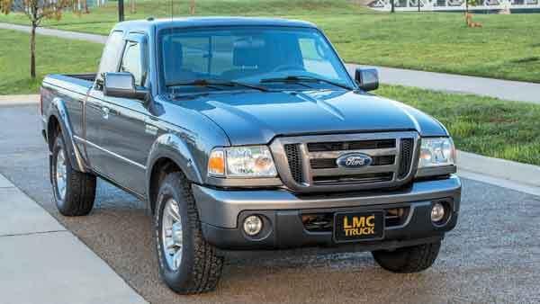 Mark Winkles 2010 Ford Ranger