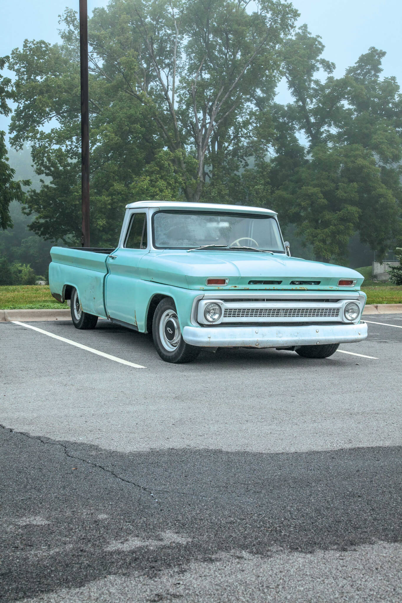 1964 Chevy C20 Matt Finlay Lmc Truck Life Gas Tank