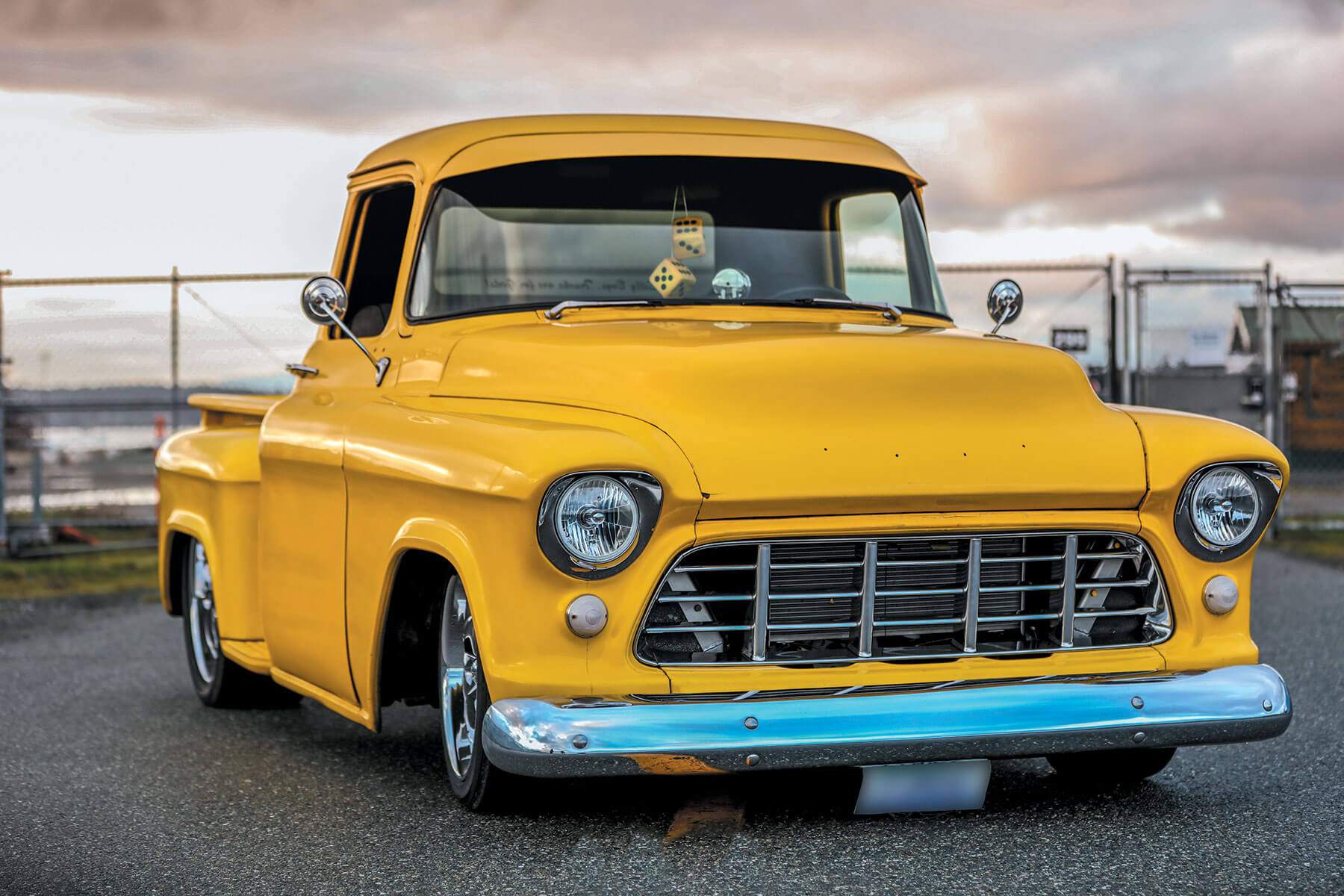 1956 Chevy Apache Nikki Bunn Lmc Truck Life