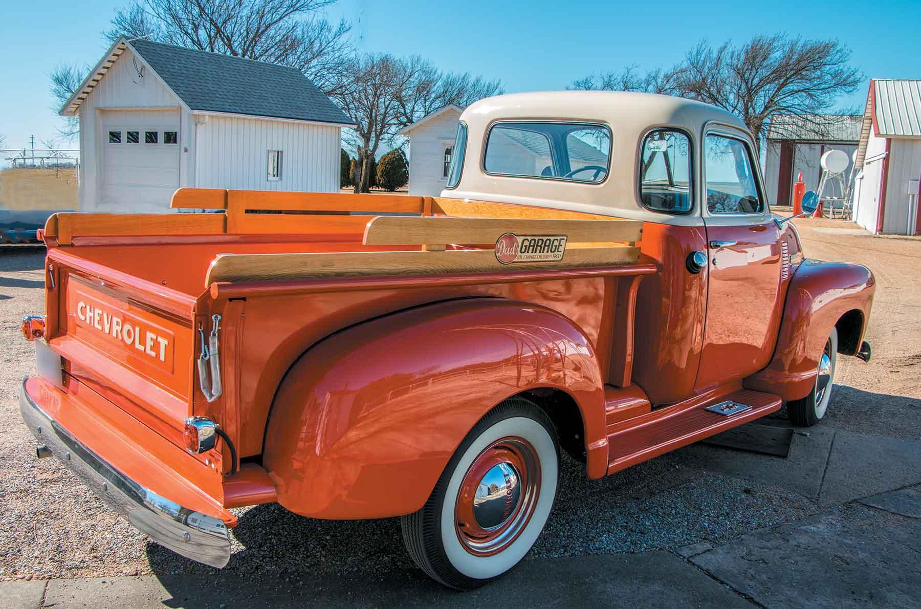 1949 Chevy 3100 Tim Thelen Lmc Truck Life Pickup