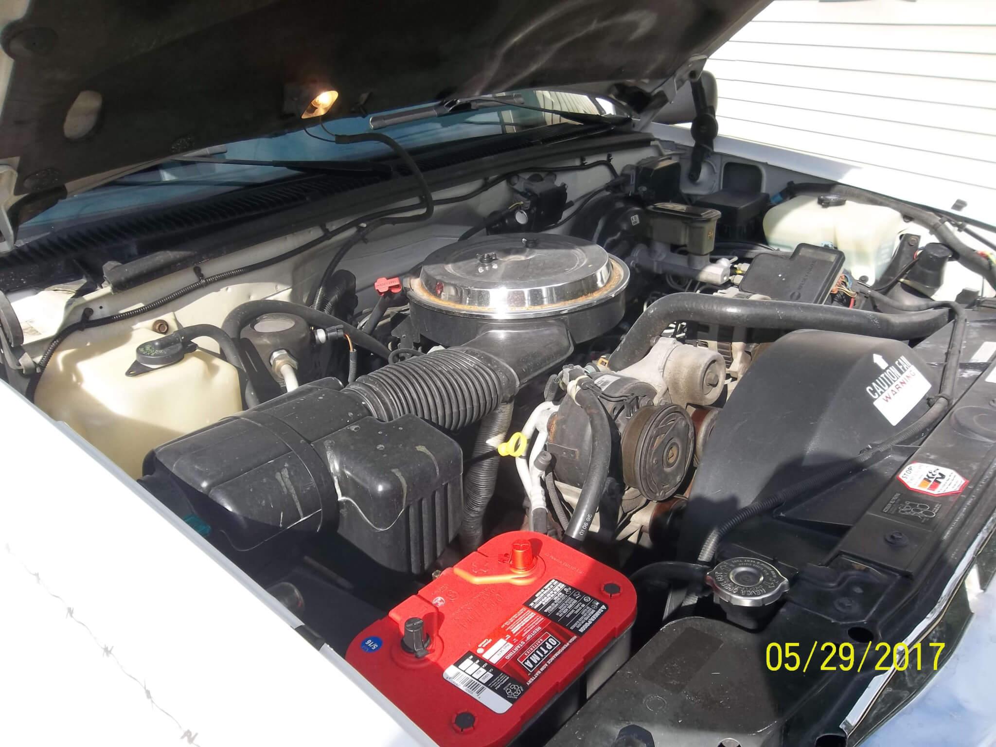 1995 silverado engine