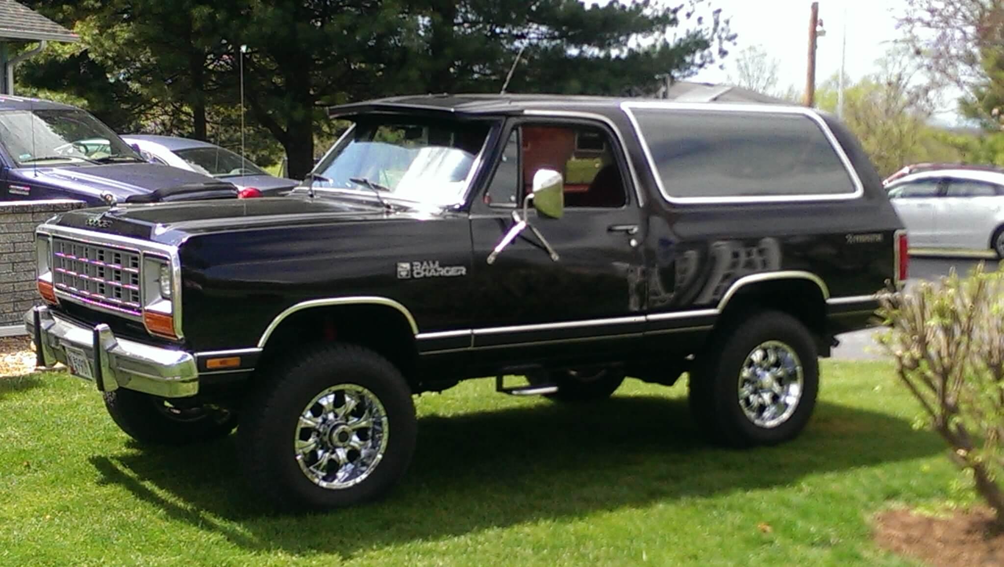 1983 Dodge Ramcharger Daniel Melody Lmc Truck Life