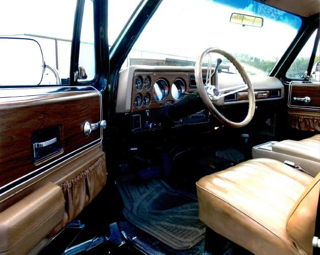 1974 Chevy K5 Blazer Mark H Lmc Truck Life