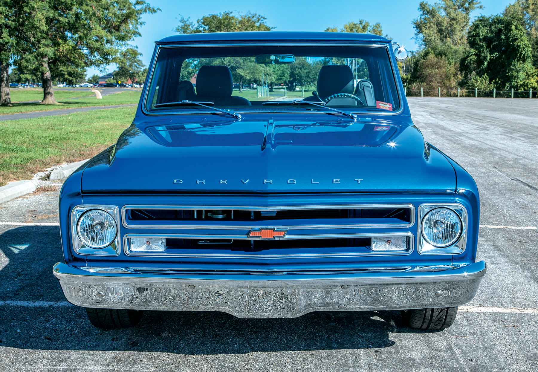 1968 Chevy C10 John And Grant Mollett Lmc Truck Life Pickup