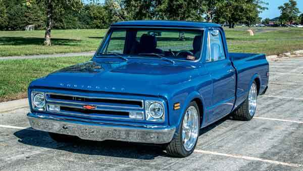 Lmc Truck Chevy >> 1968 Chevy C10 - John and Grant Mollett - LMC Truck Life