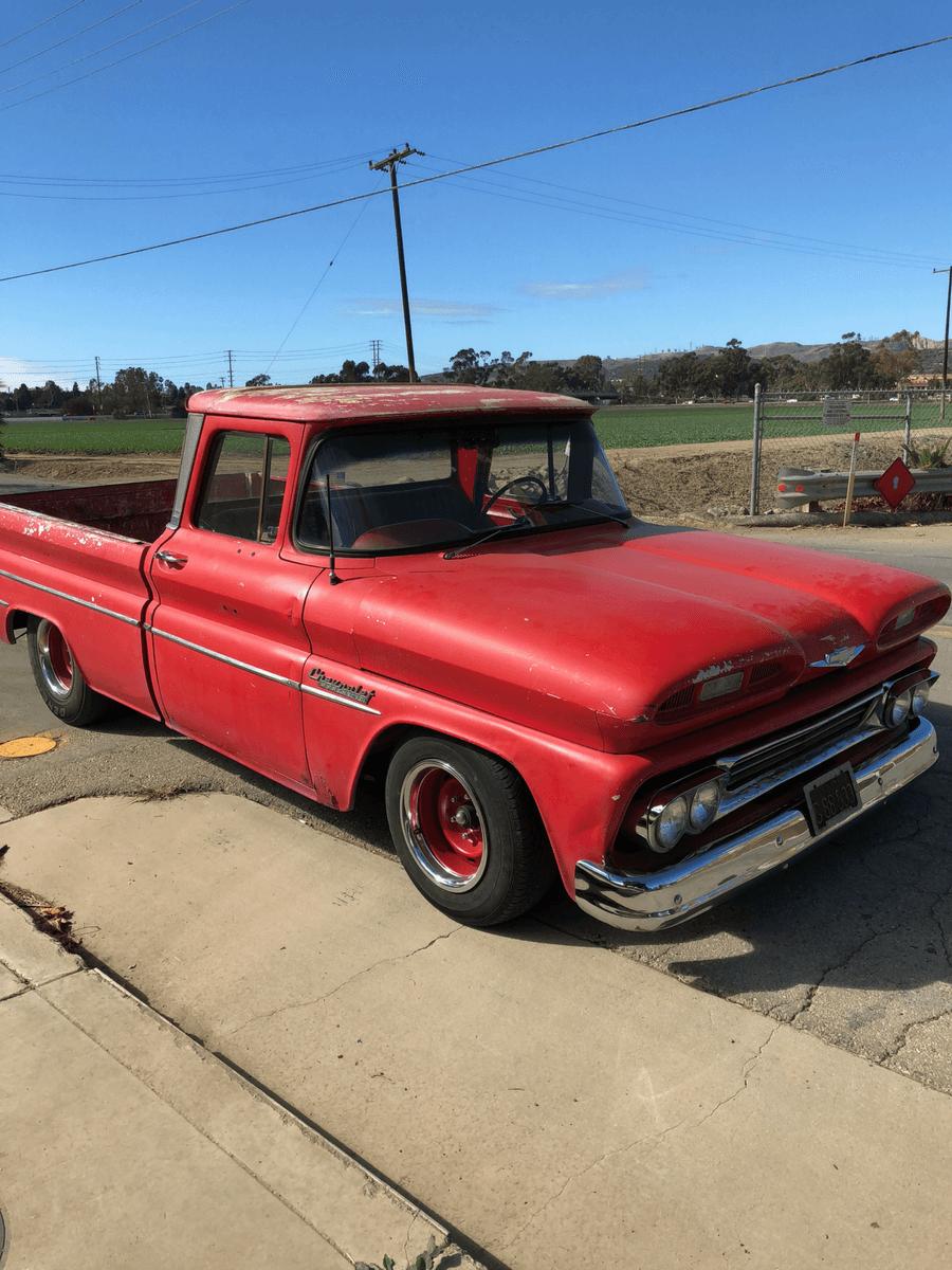 Truck chevy 1960 truck : 1960 Chevy Apache - Nakia Villarreal - LMC Truck Life