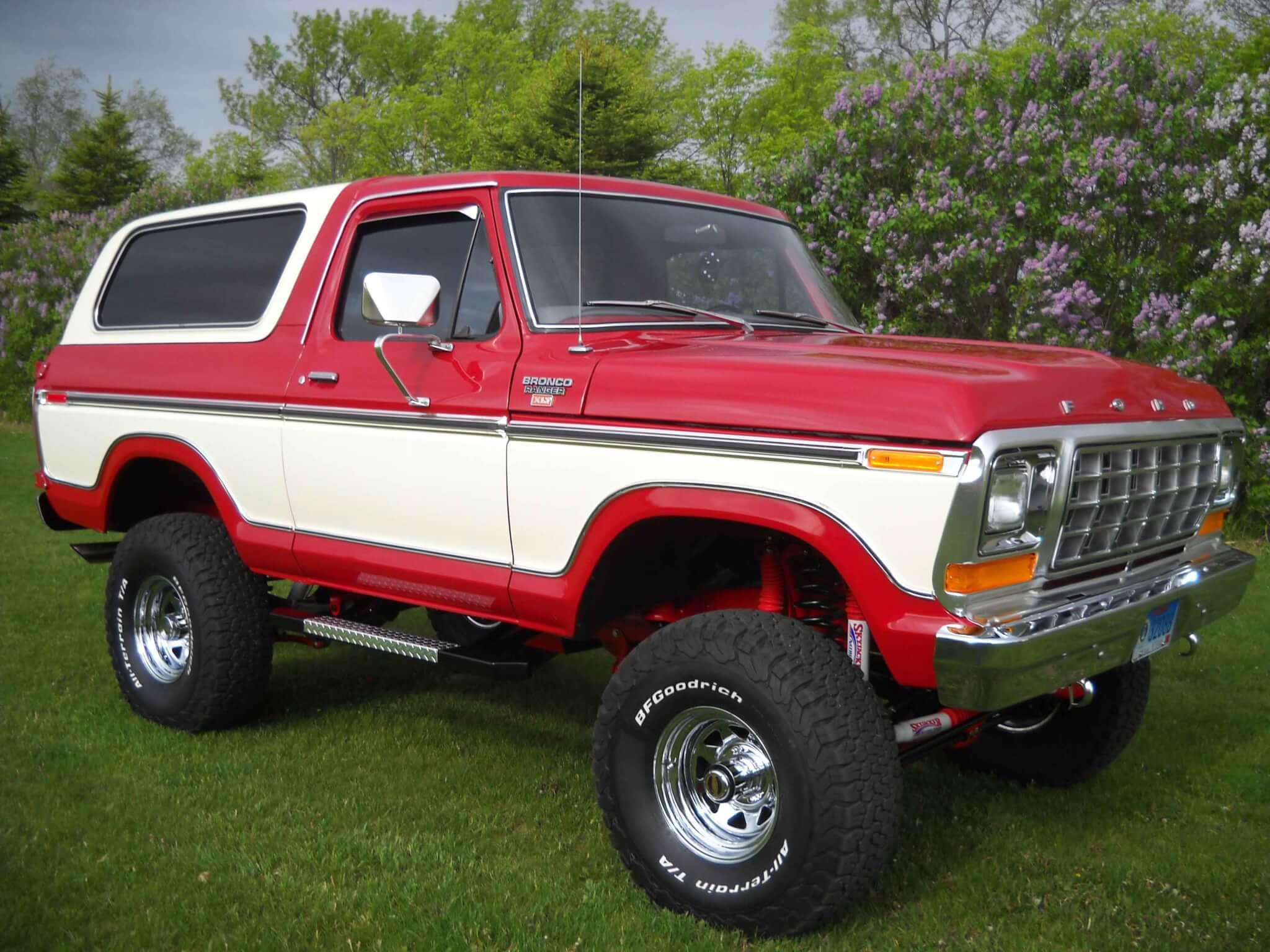 1979 Ford Bronco Wayne Zimny Lmc Truck Life