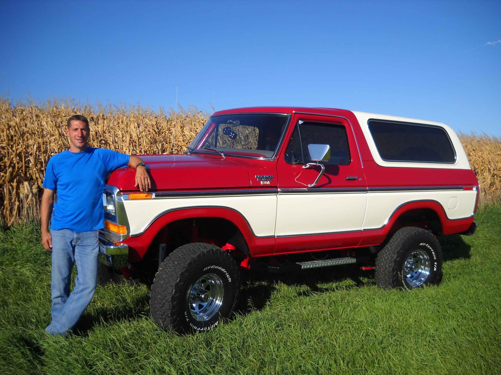 1979 ford bronco - wayne zimny