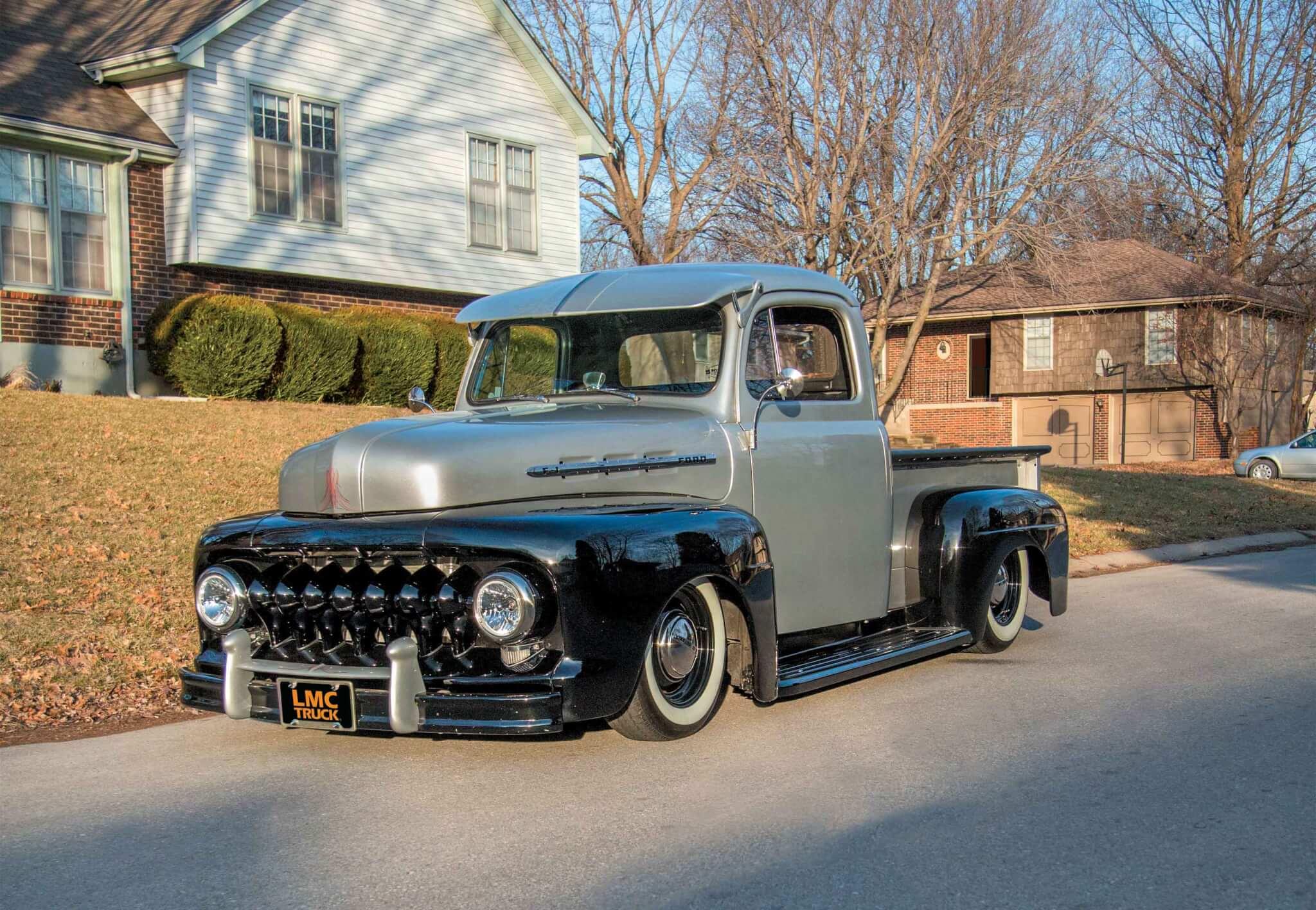 1951 Ford F1-Matt S  - LMC Truck Life