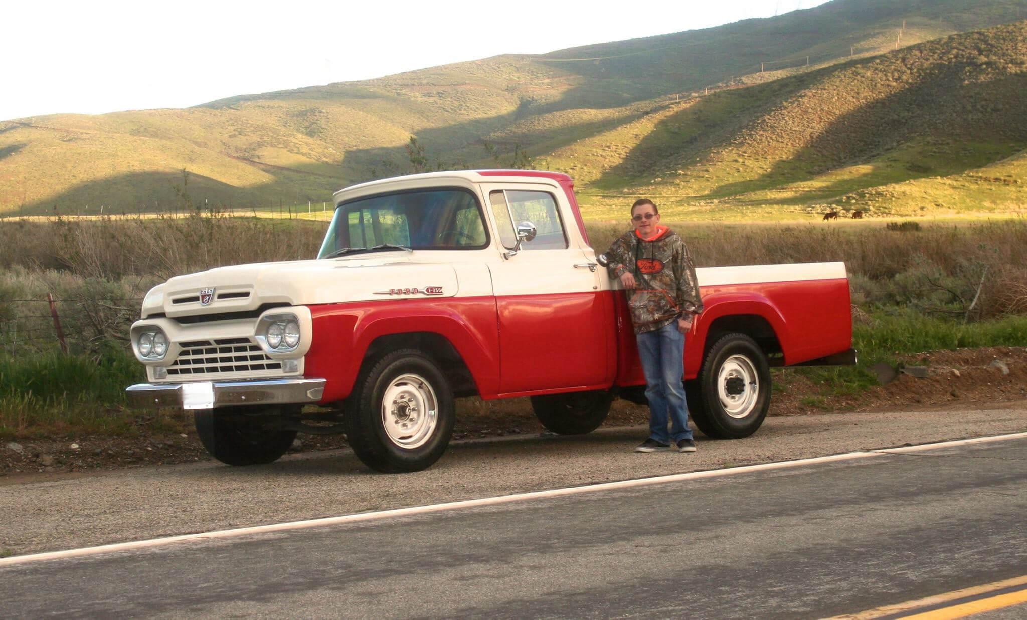 1960 Ford F250 Nicholas M LMC Truck Life