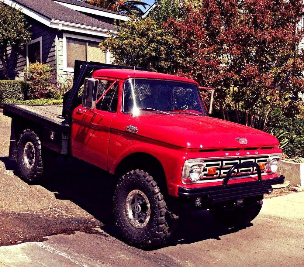 Lmc Truck Chevy >> 1963 Ford F260-Keith K. - LMC Truck Life