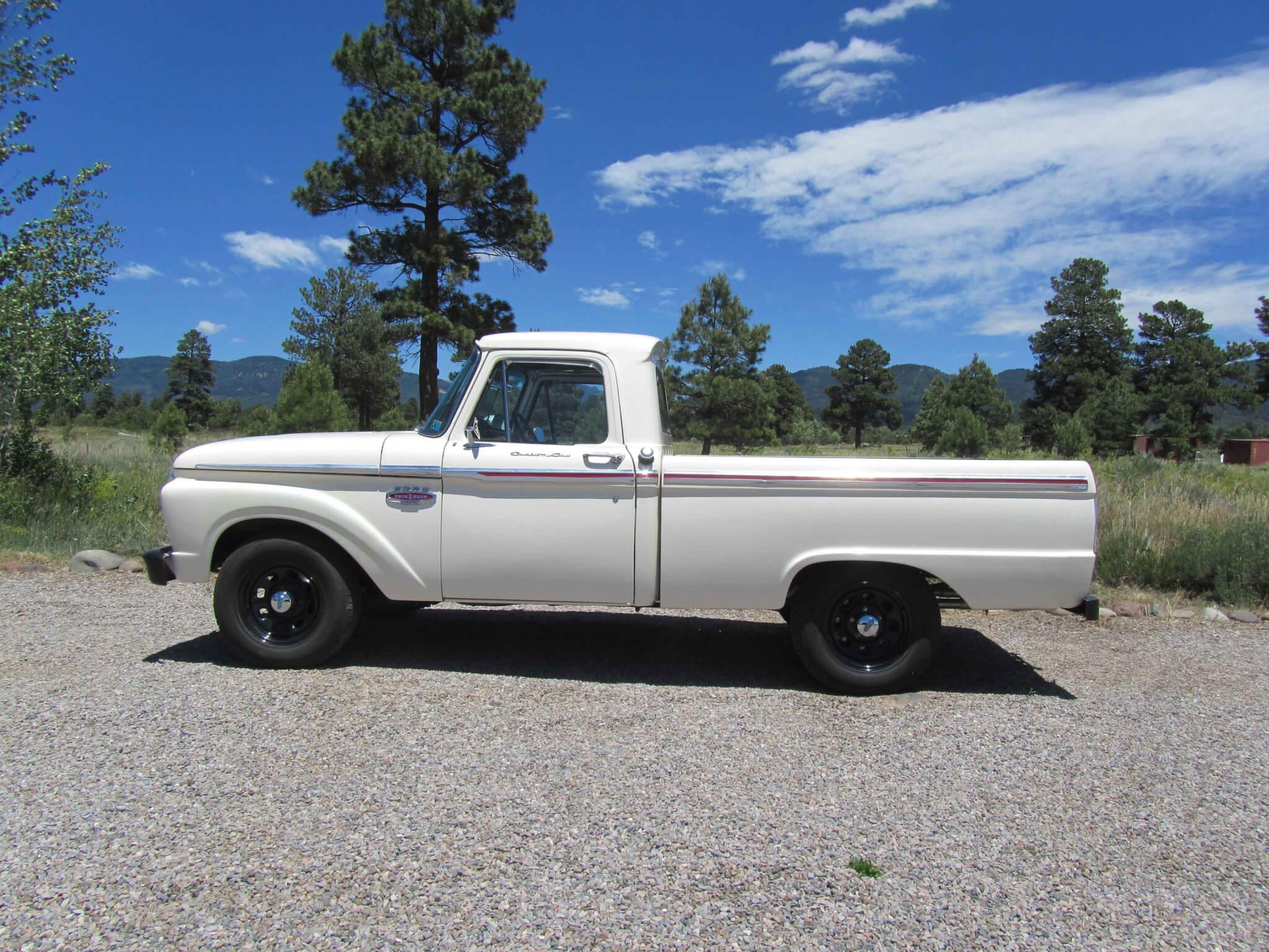 1967 Ford F100 Ronald H LMC Truck Life