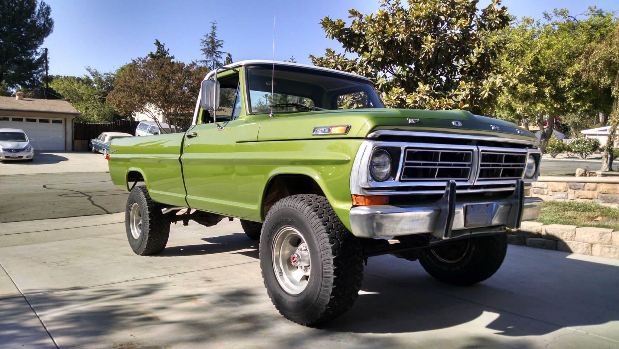 1972 Ford F250 Erick D LMC Truck Life