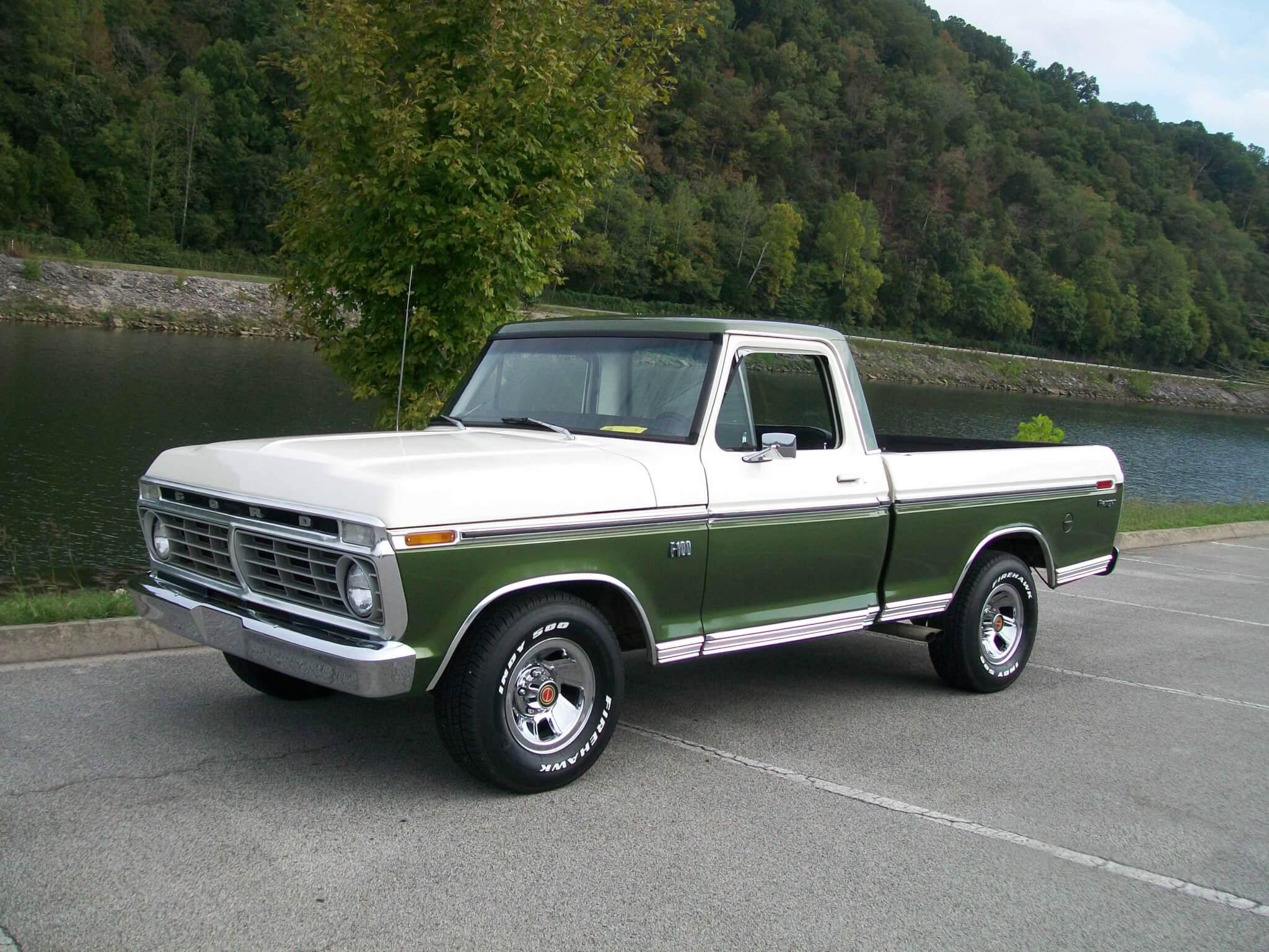 1974 Ford F100 LMC Truck Life