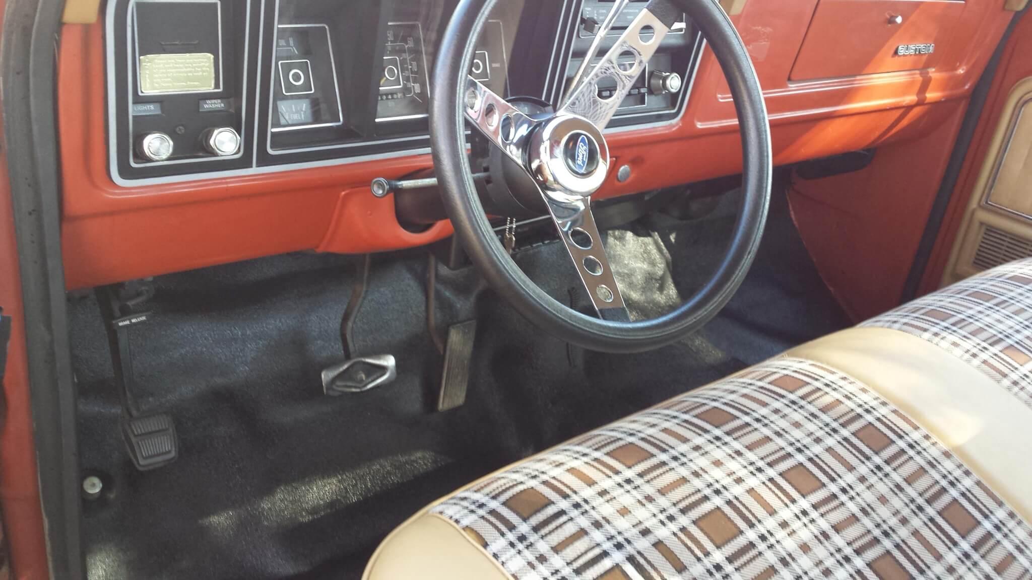 2018 Ford F150 Interior >> 1977 Ford F150-John F. - LMC Truck Life