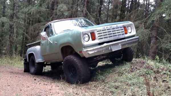 1978 Dodge-William B  - LMC Truck Life
