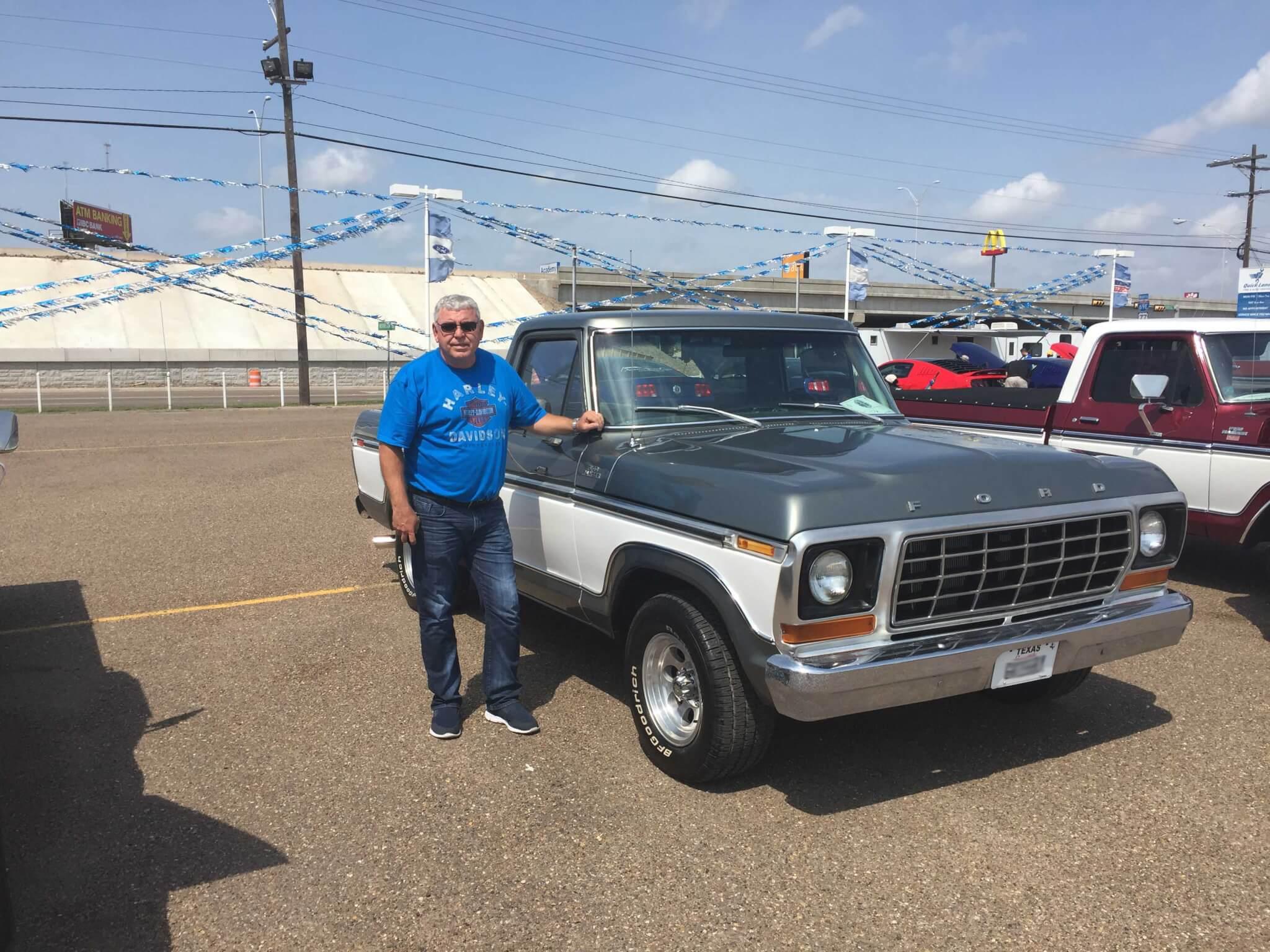 1978 Ford F100 Genaro M LMC Truck Life
