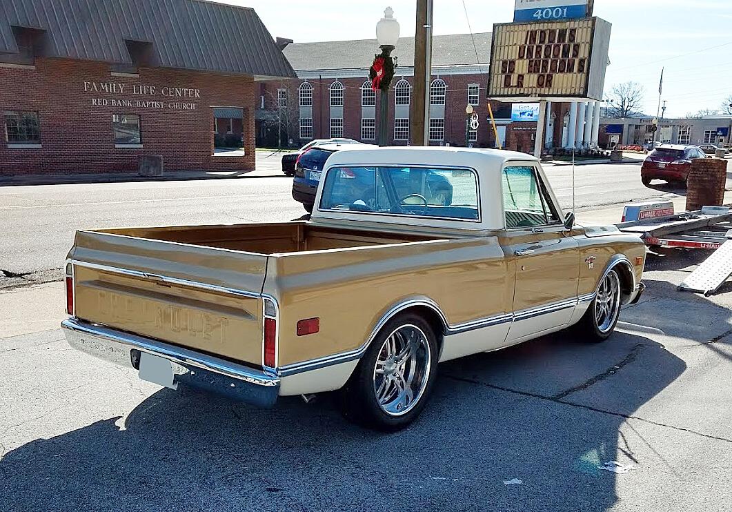 1969 Chevy C10 Chadwick C Lmc Truck Life