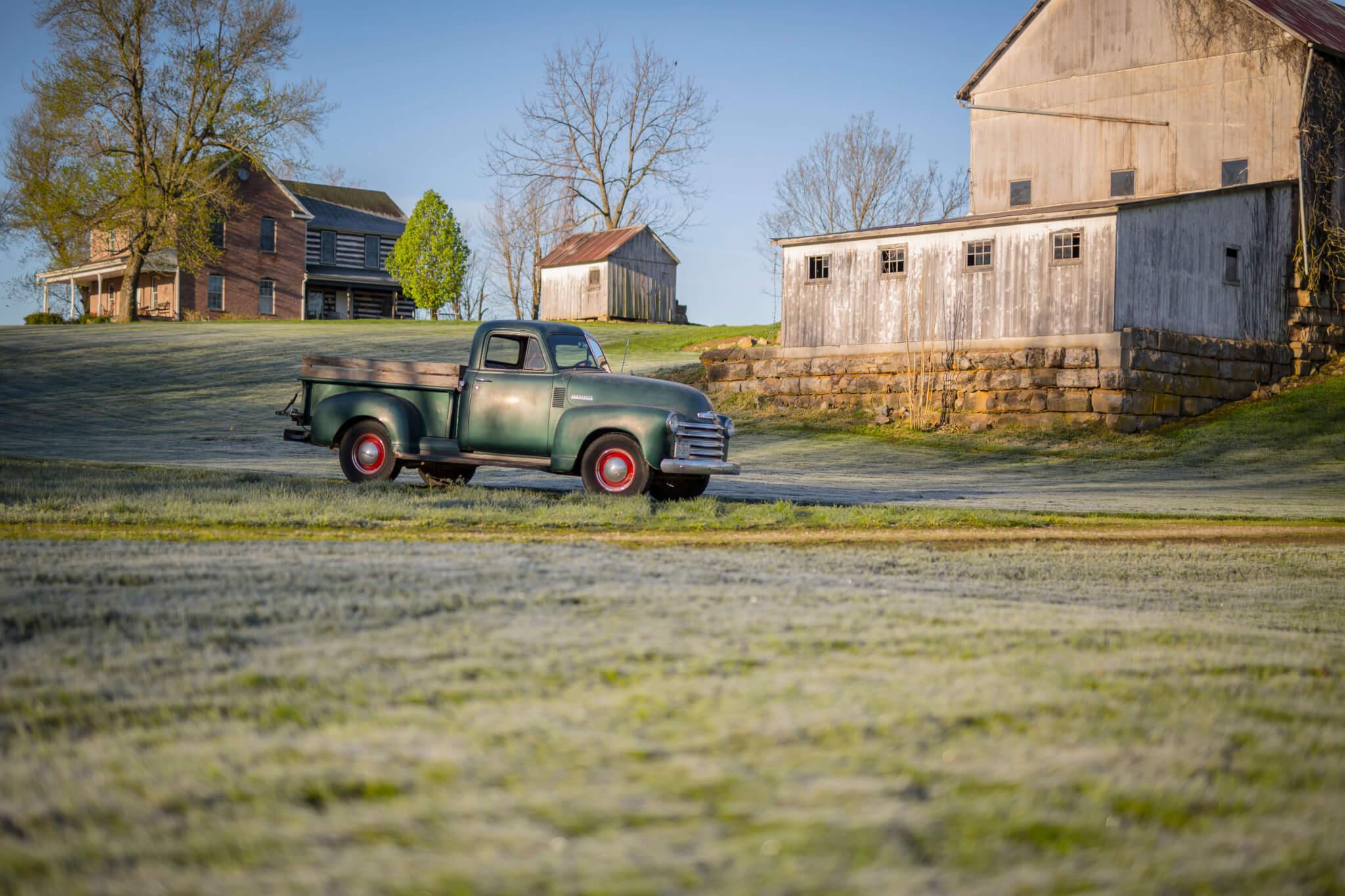 1951 Chevy 3100 Rodney Adams Lmc Truck Life Pickup An Error Occurred