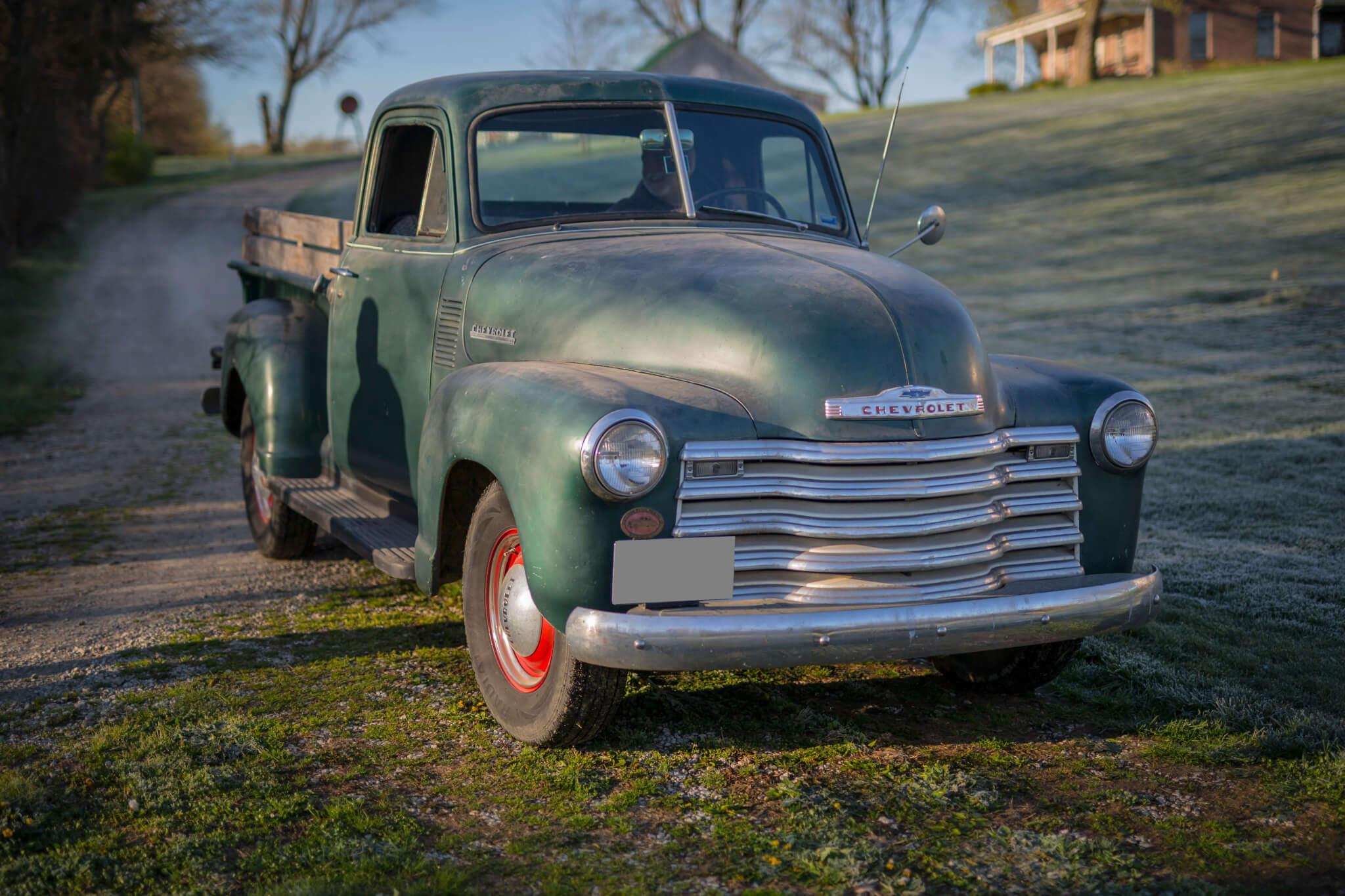 1951 Chevy 3100 Rodney Adams Lmc Truck Life 2 Ton An Error Occurred