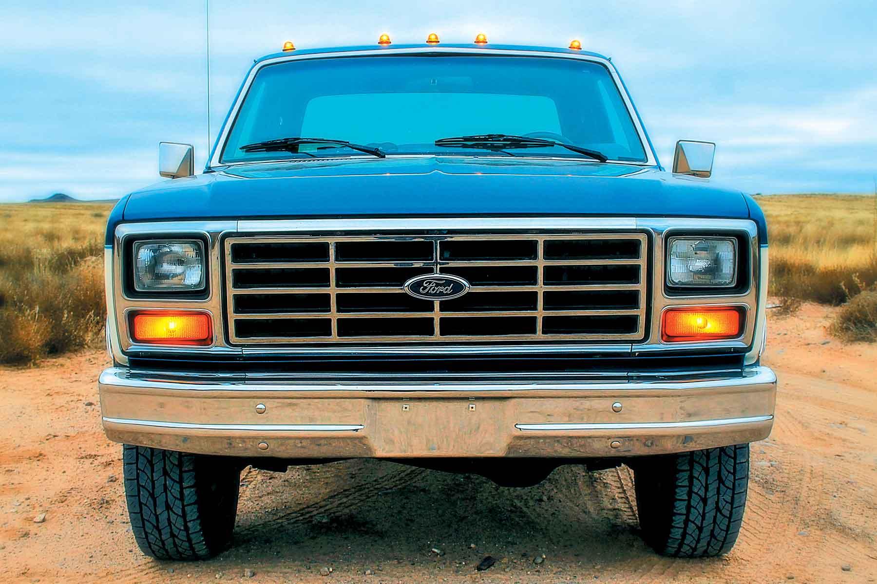 1986 Ford F 150 Steven M Lmc Truck Life Xlt