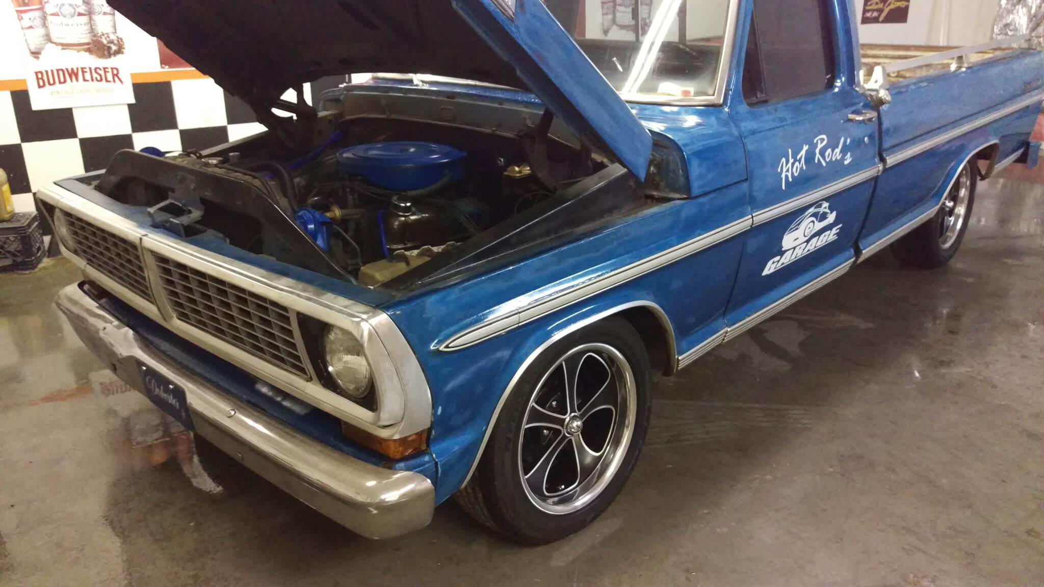 1970 Ford F100 Rodney P Lmc Truck Life