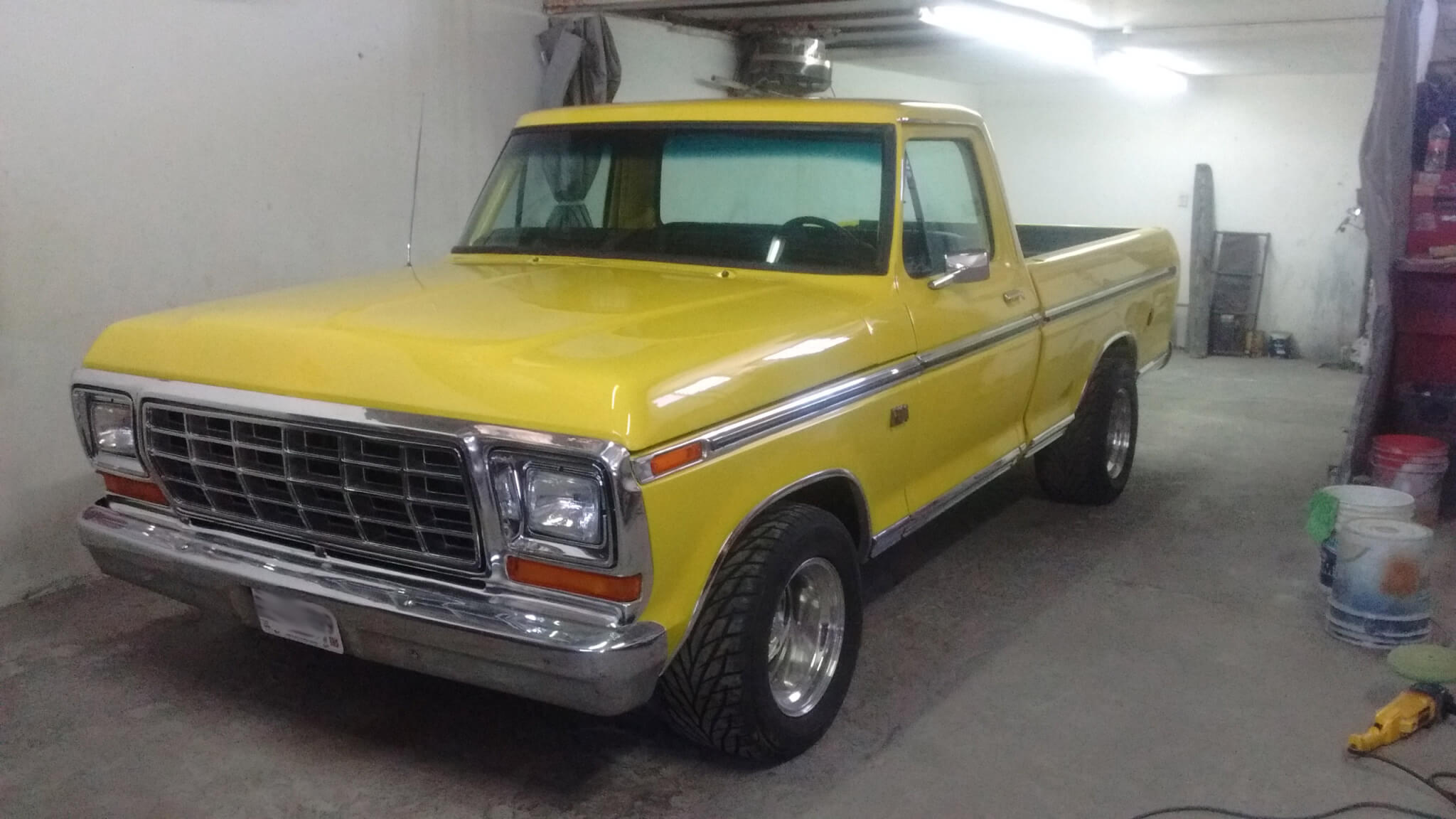Chevy Truck Wheels >> 1979 Ford F150 - LMC Truck Life