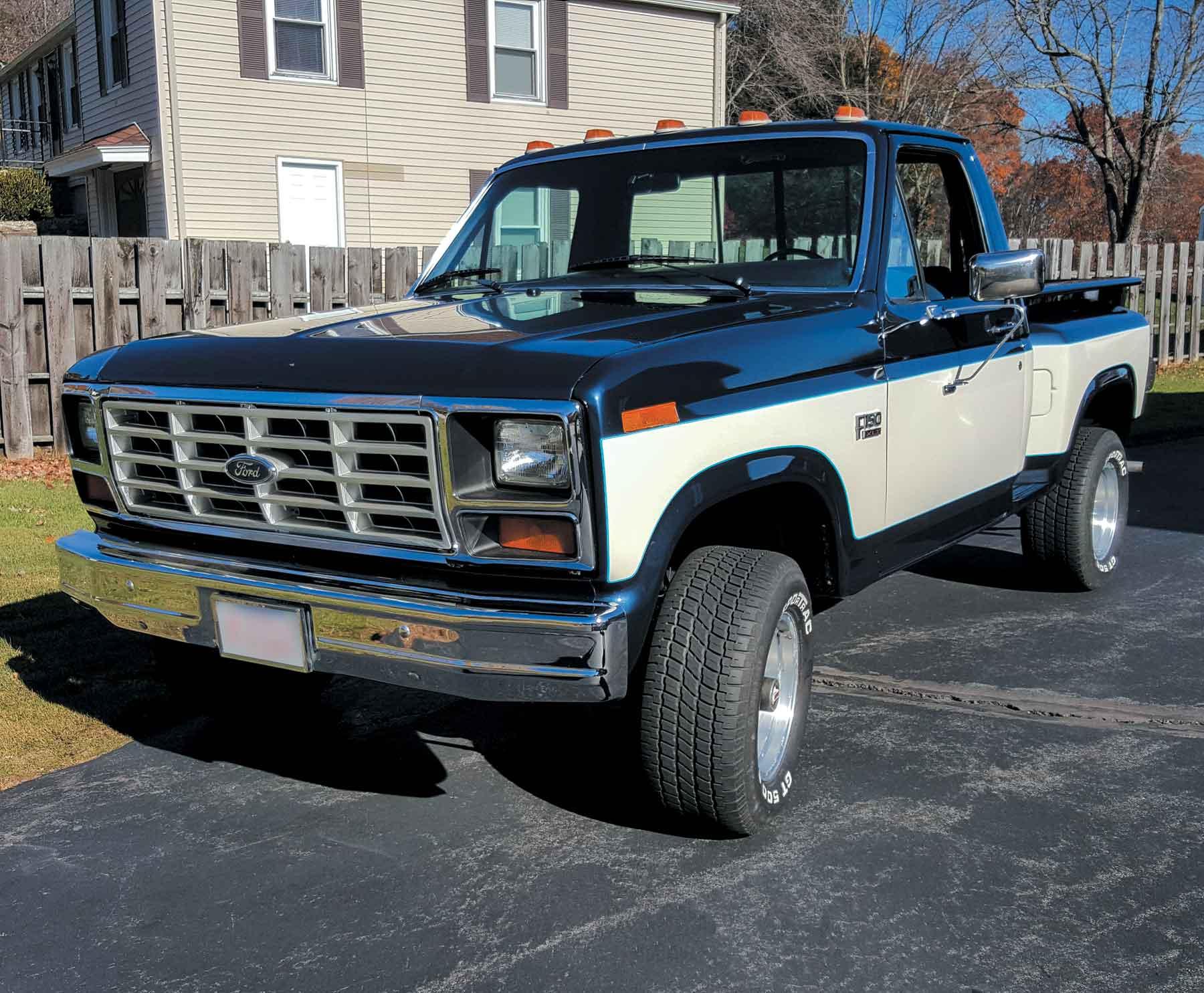 1983 ford f150 richard k