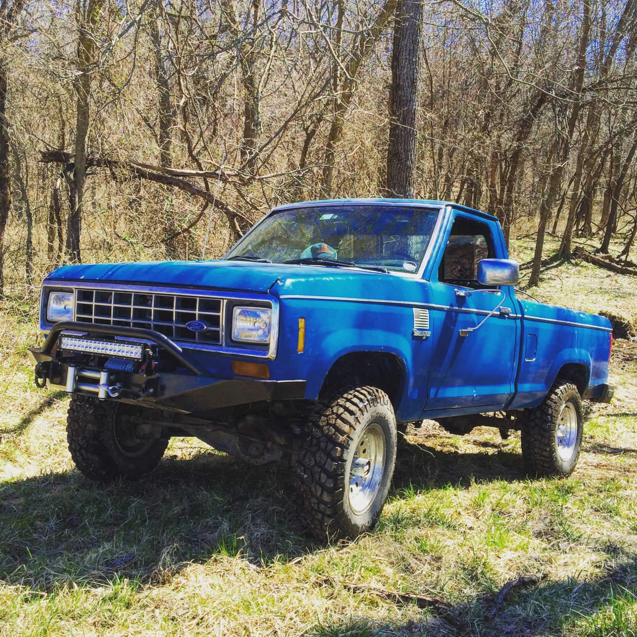 1985 Ford Ranger Blake B LMC Truck Life