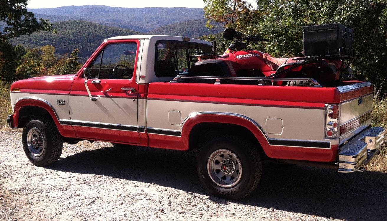 1986 Ford F150 Bob O Lmc Truck Life