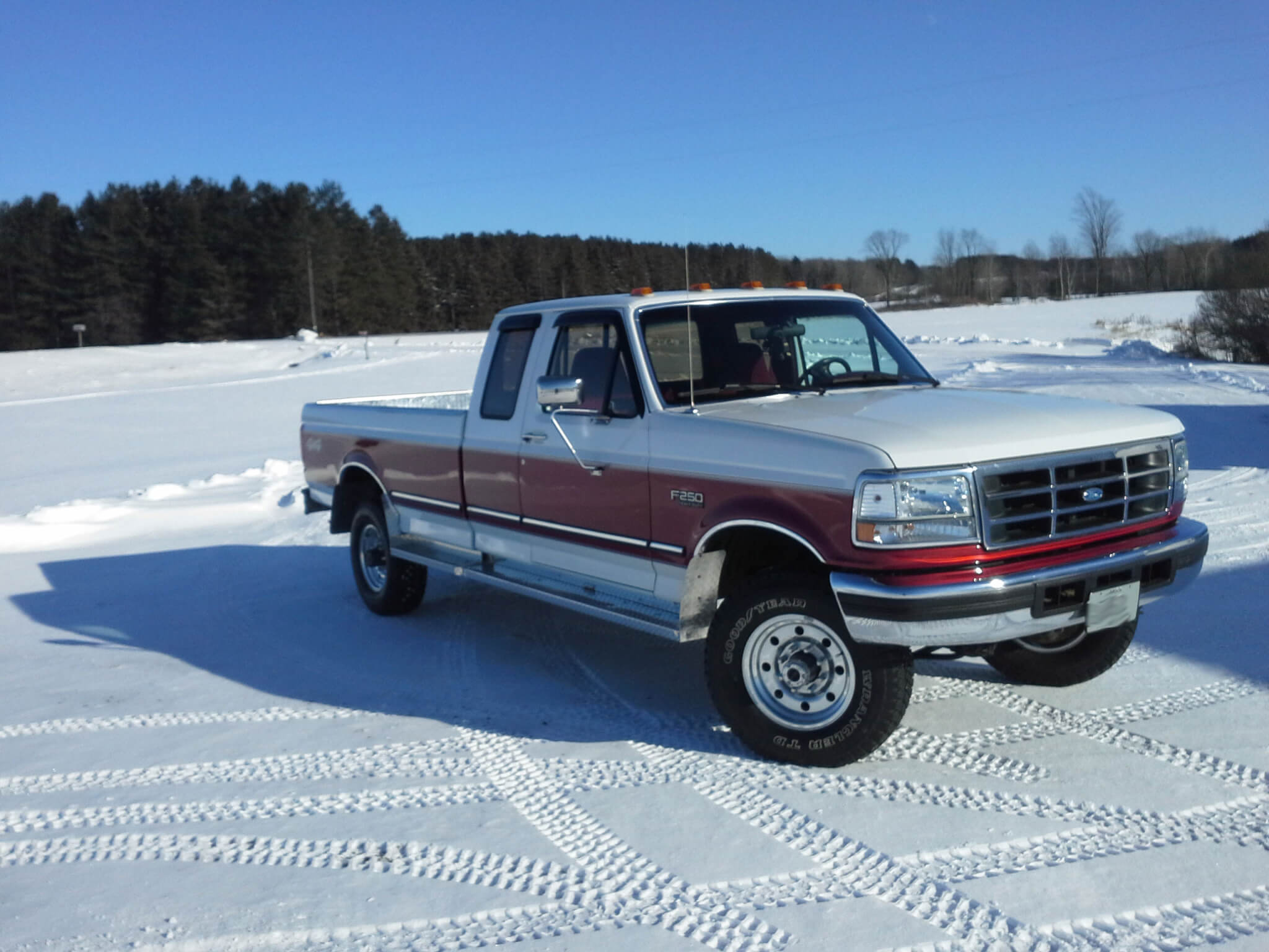 1997 Ford F250-Kevin S. - LMC Truck Life