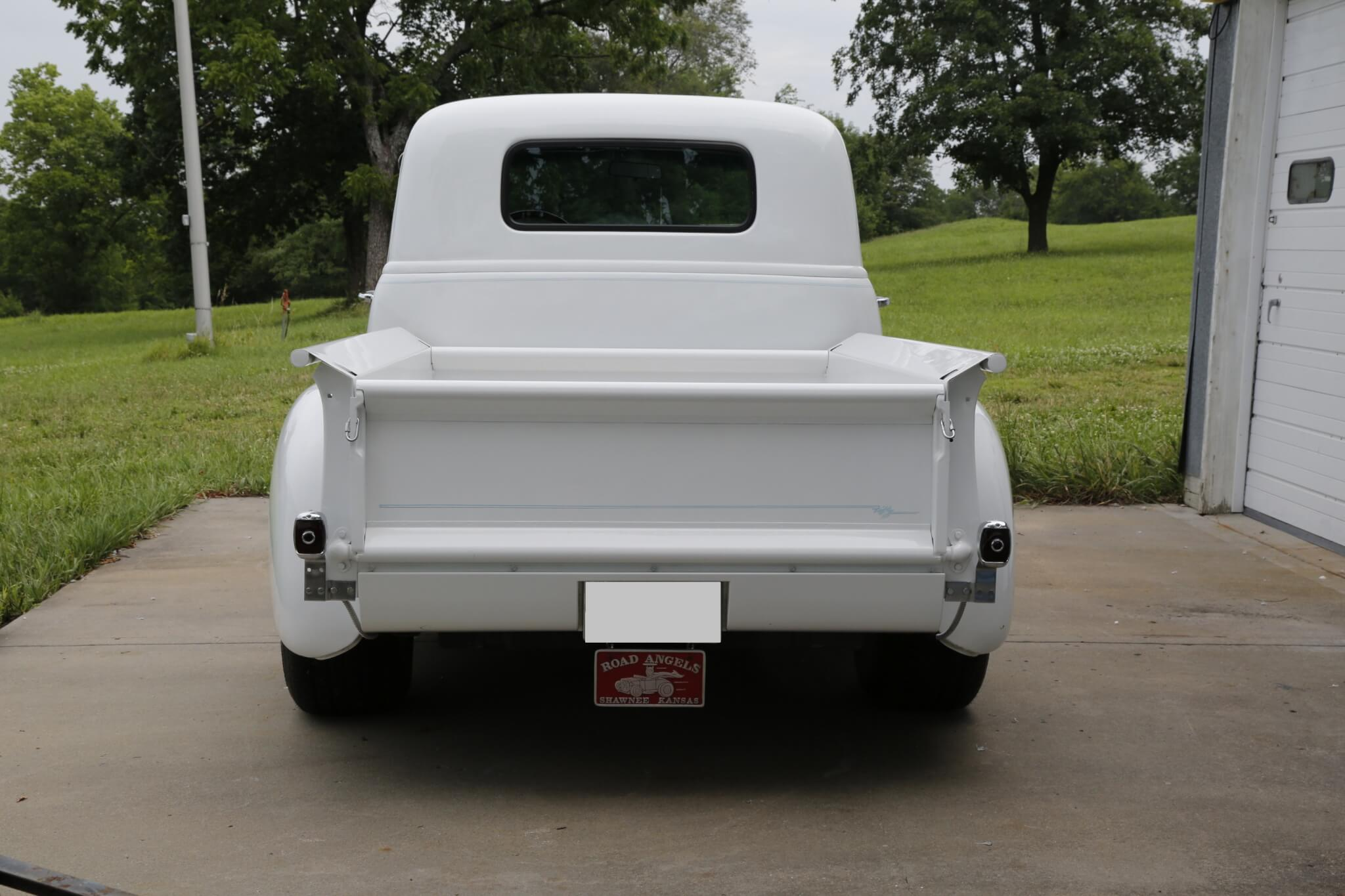 1950 Chevy 3100 - Ed C. - LMC Truck Life