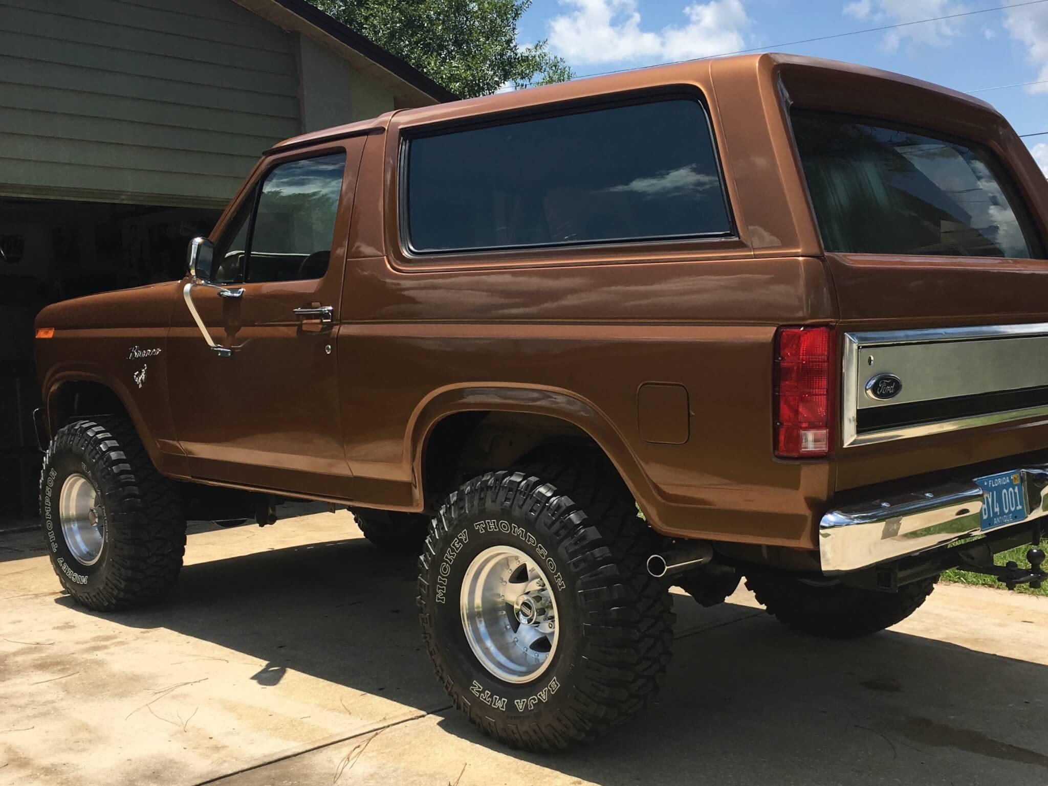 1985 Ford Bronco Jeff S LMC Truck Life