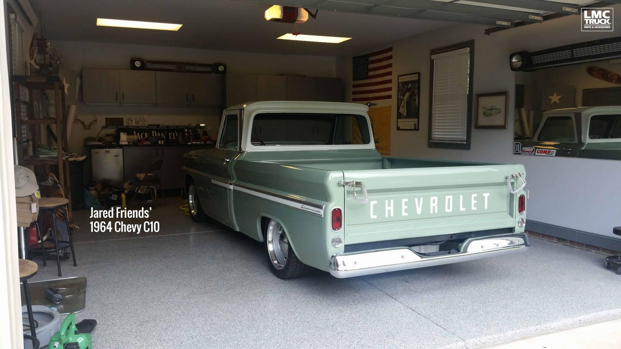 1964 Chevy C10-Jared F  - LMC Truck Life