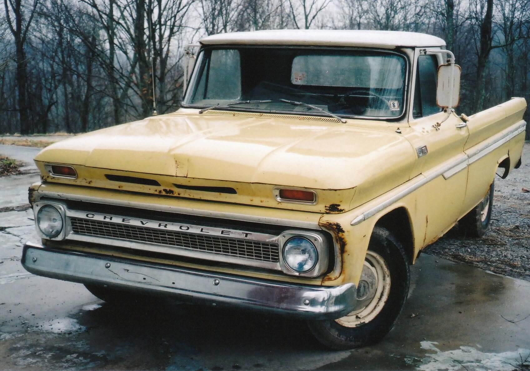 1965 Chevy C10 Robert F LMC Truck Life