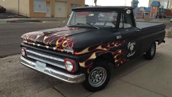 Lmc Truck Chevy >> 1965 Chevy C10 Gino C Lmc Truck Life