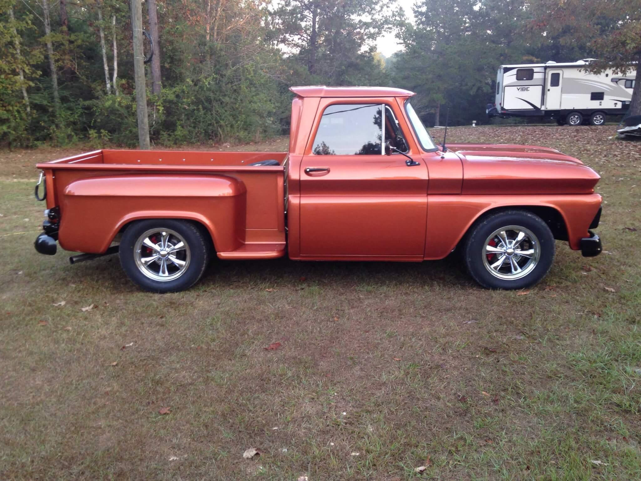 1966 Chevy C10 James L Lmc Truck Life Custom