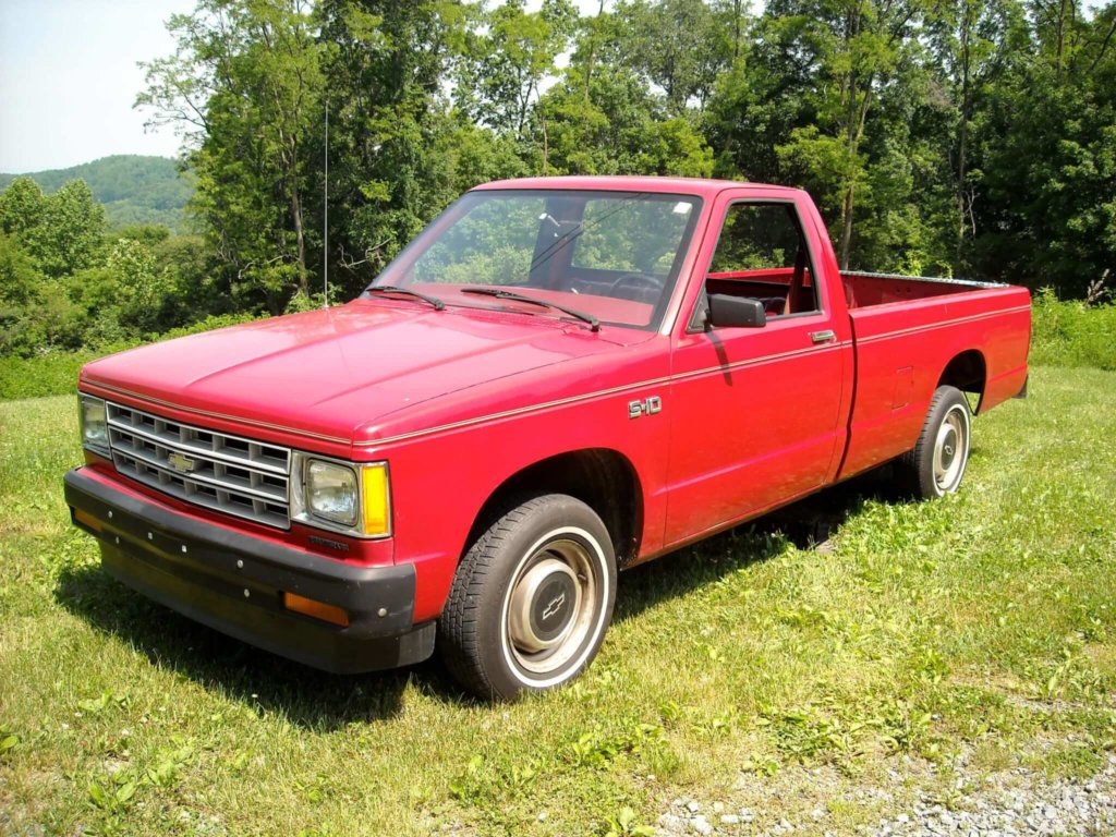 1984 Chevy S10 - Peter N