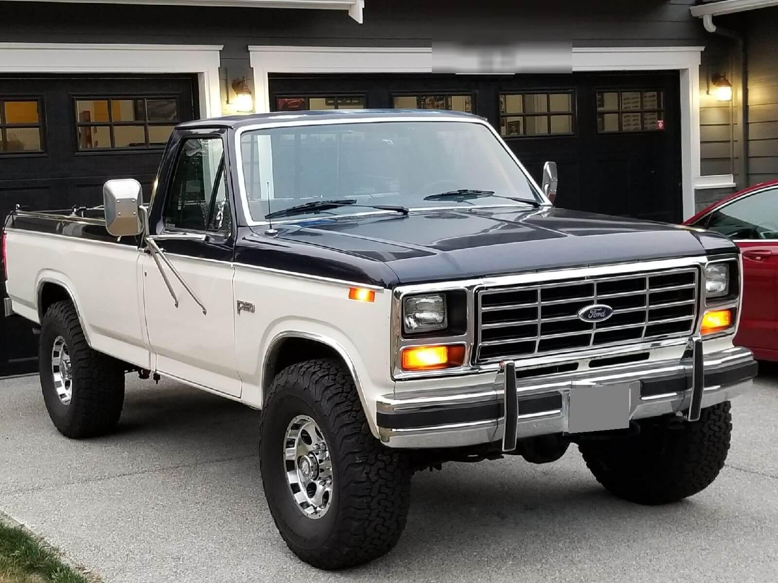 1983 Ford F-350 - Tony G