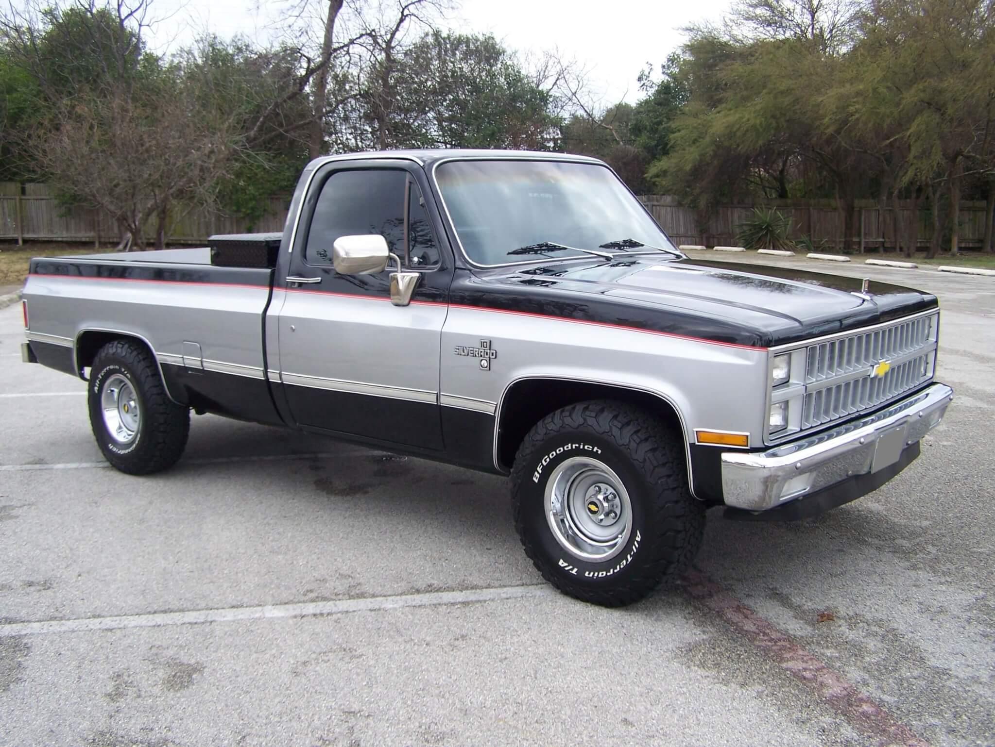 1982 chevy c10