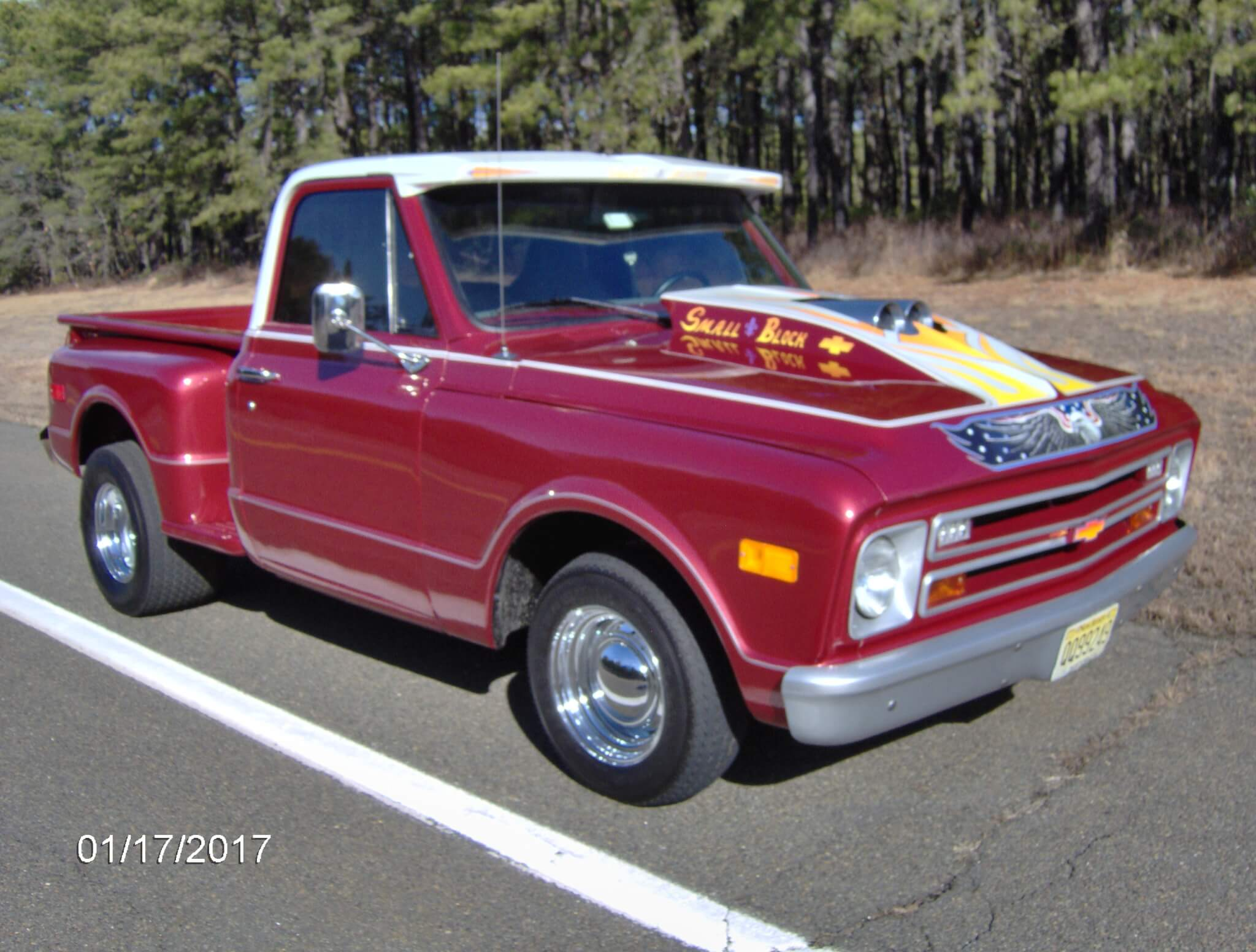 1968 Chevy C10 Charles C Lmc Truck Life Pickup Well We Got It Done And At The Same Time Build An Even Stronger Relationship Together So Much More To Say But Not Enough Room